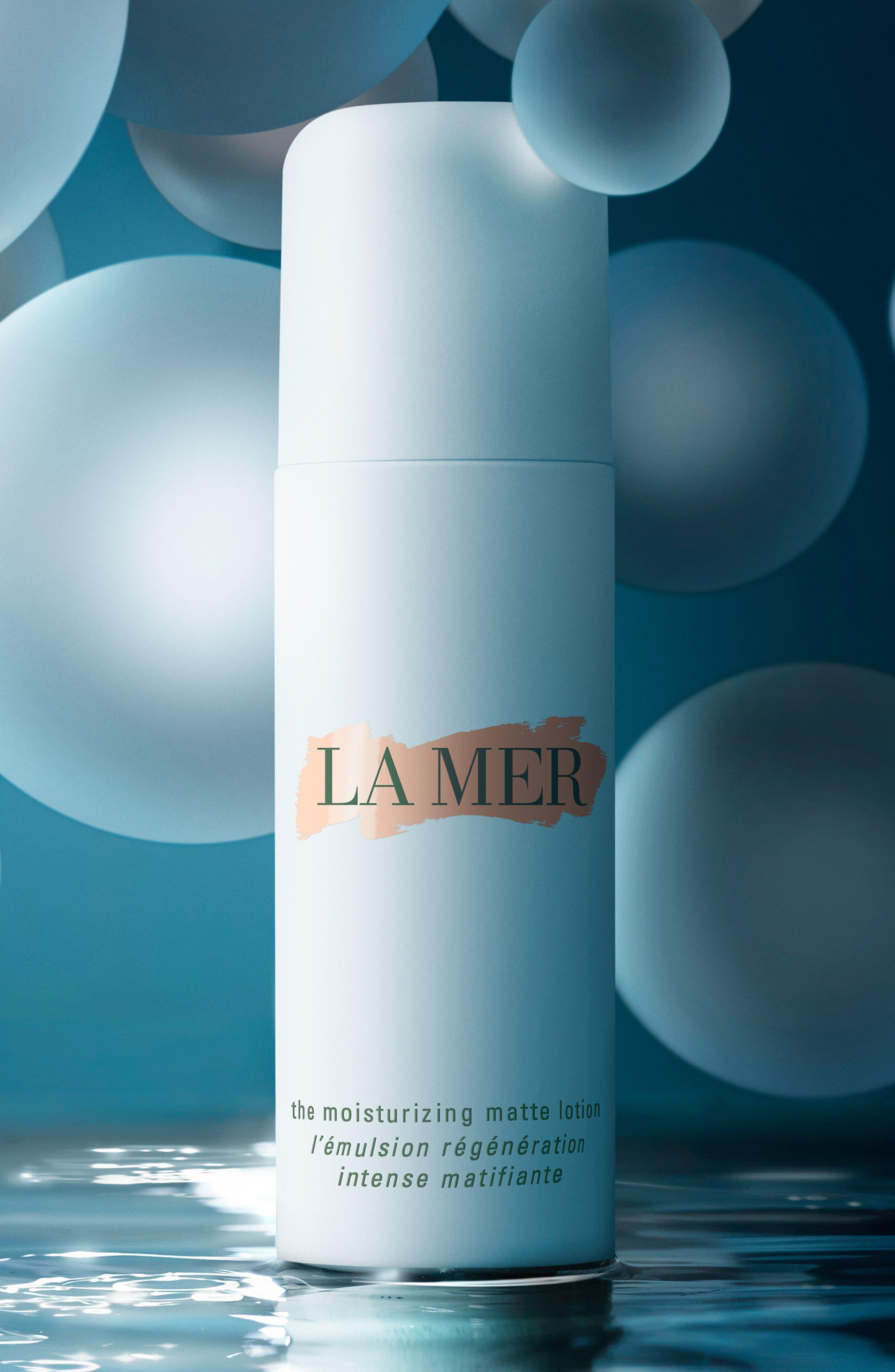 Alternate Image 2  - La Mer The Moisturizing Matte Lotion