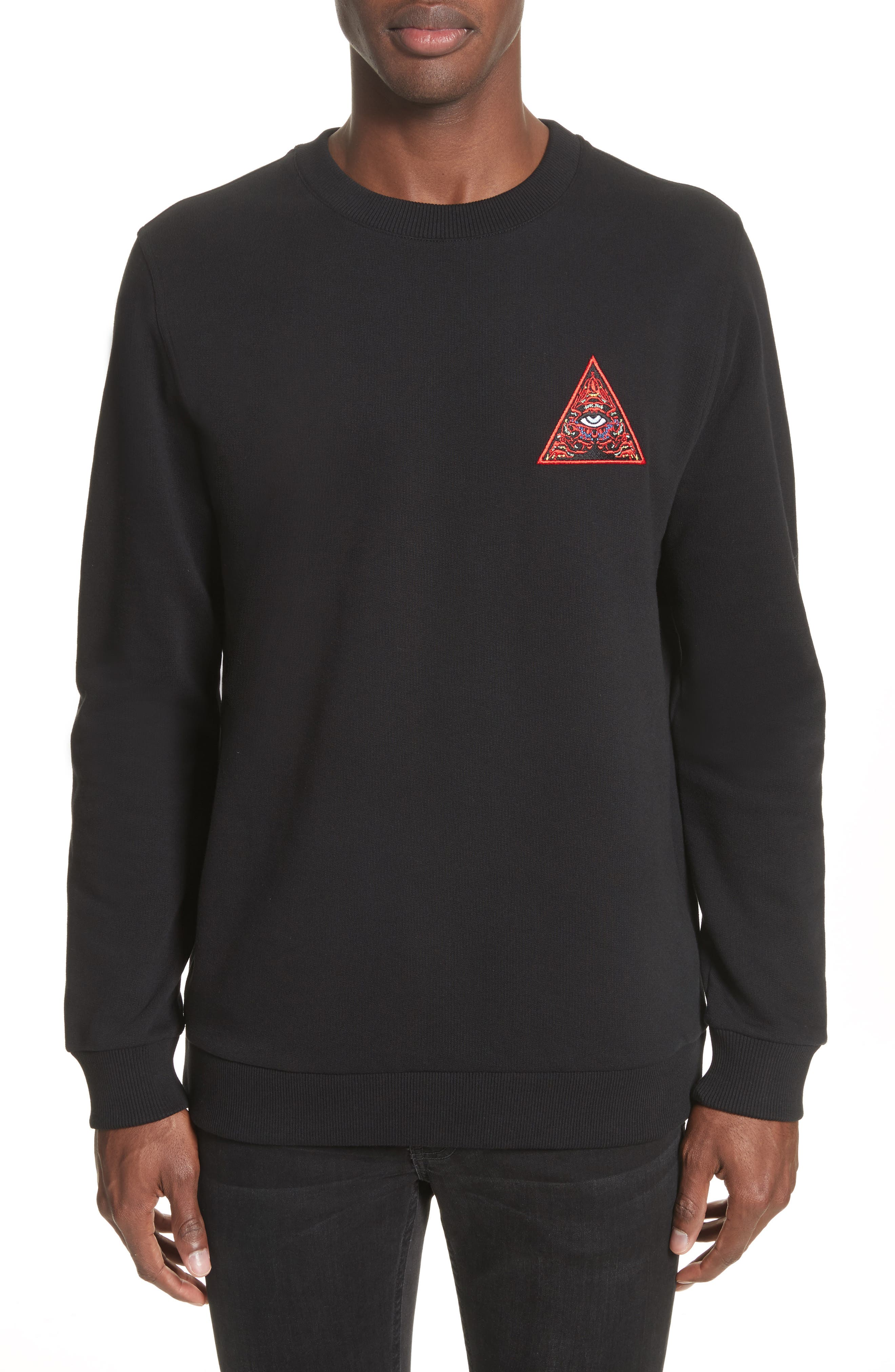 Givenchy Cuban Fit Realize Sweatshirt
