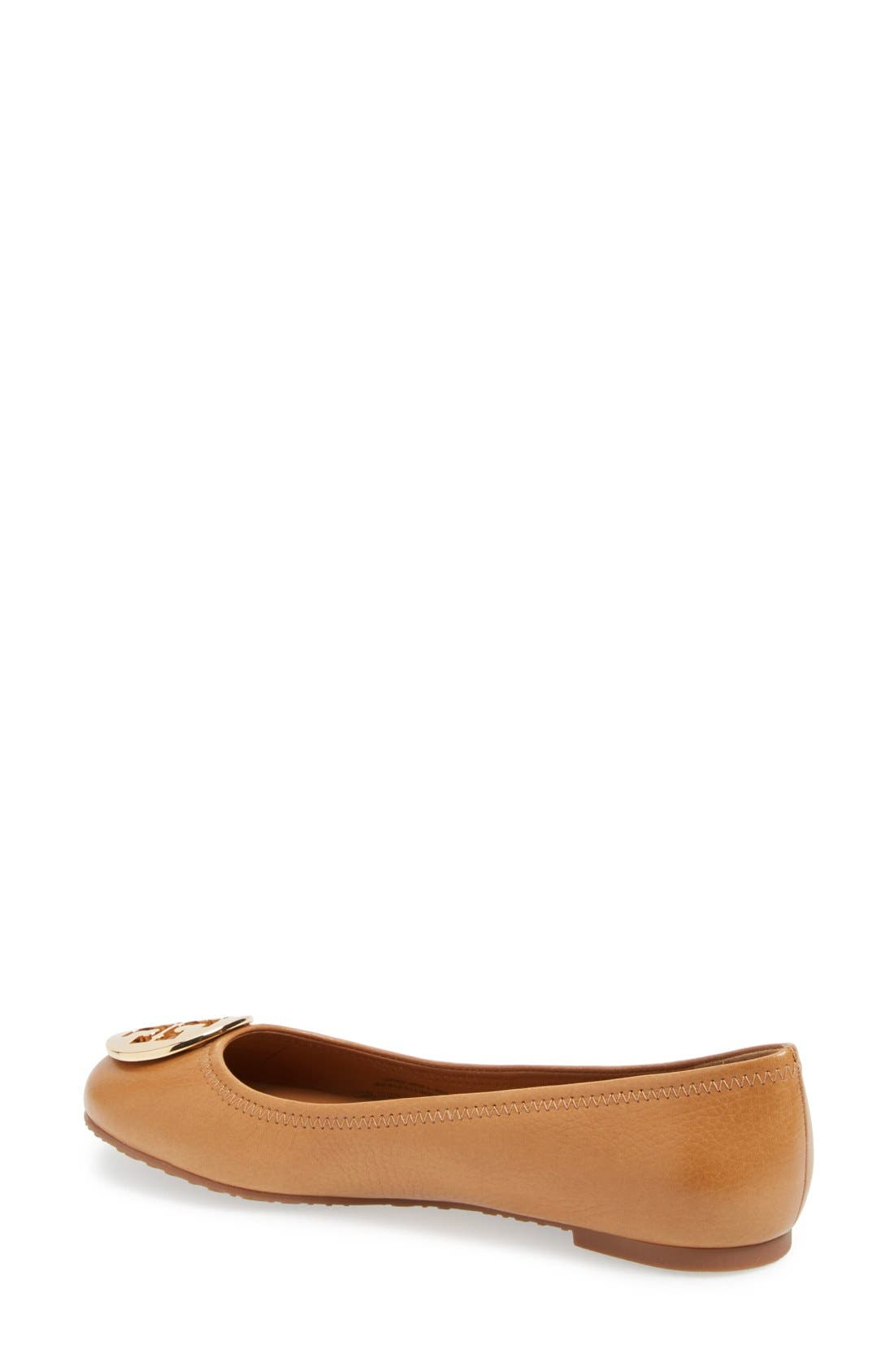 Alternate Image 2  - Tory Burch Reva Ballerina Flat (Women)