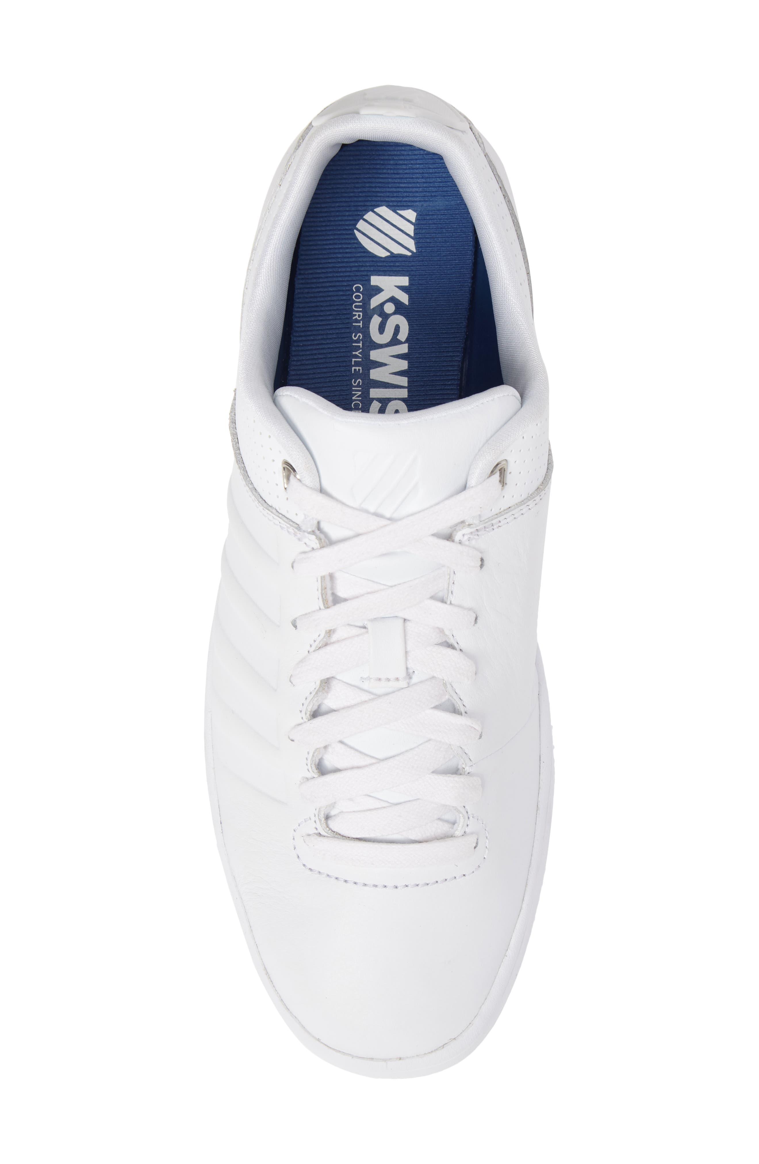 Alternate Image 5  - K-Swiss Court Westan Sneaker (Men)