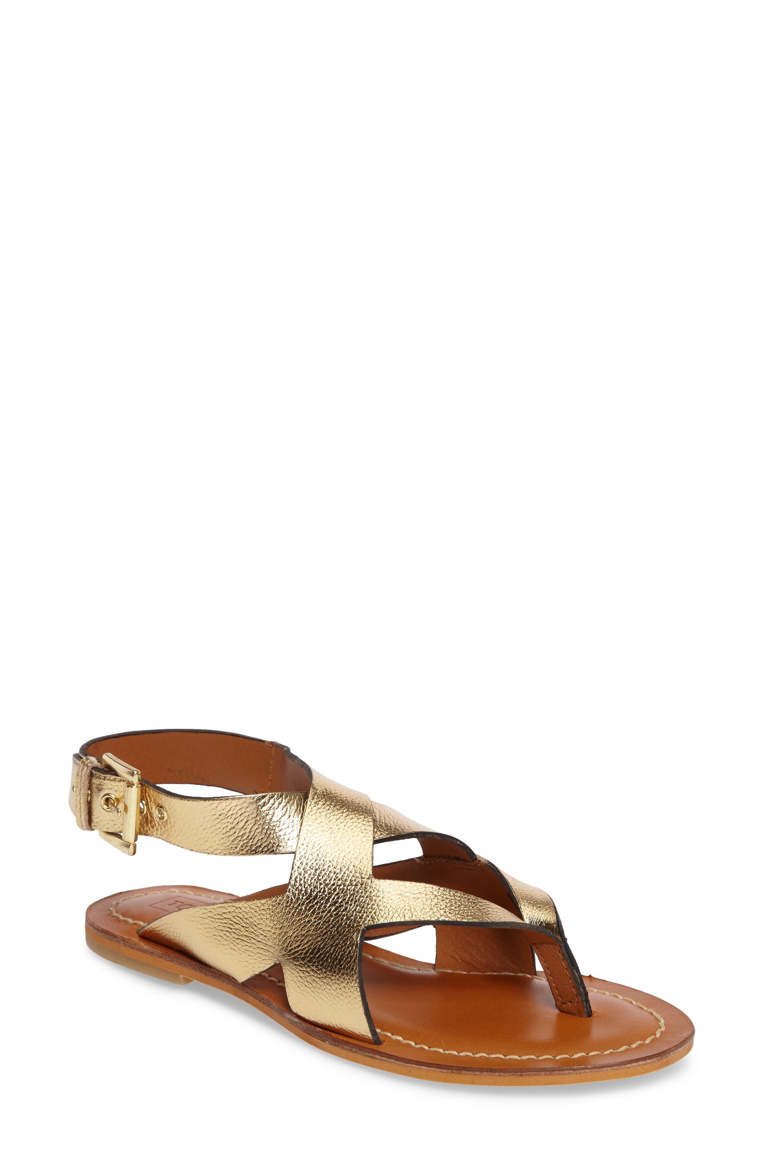 Topshop Factor Thong Sandal (Women)