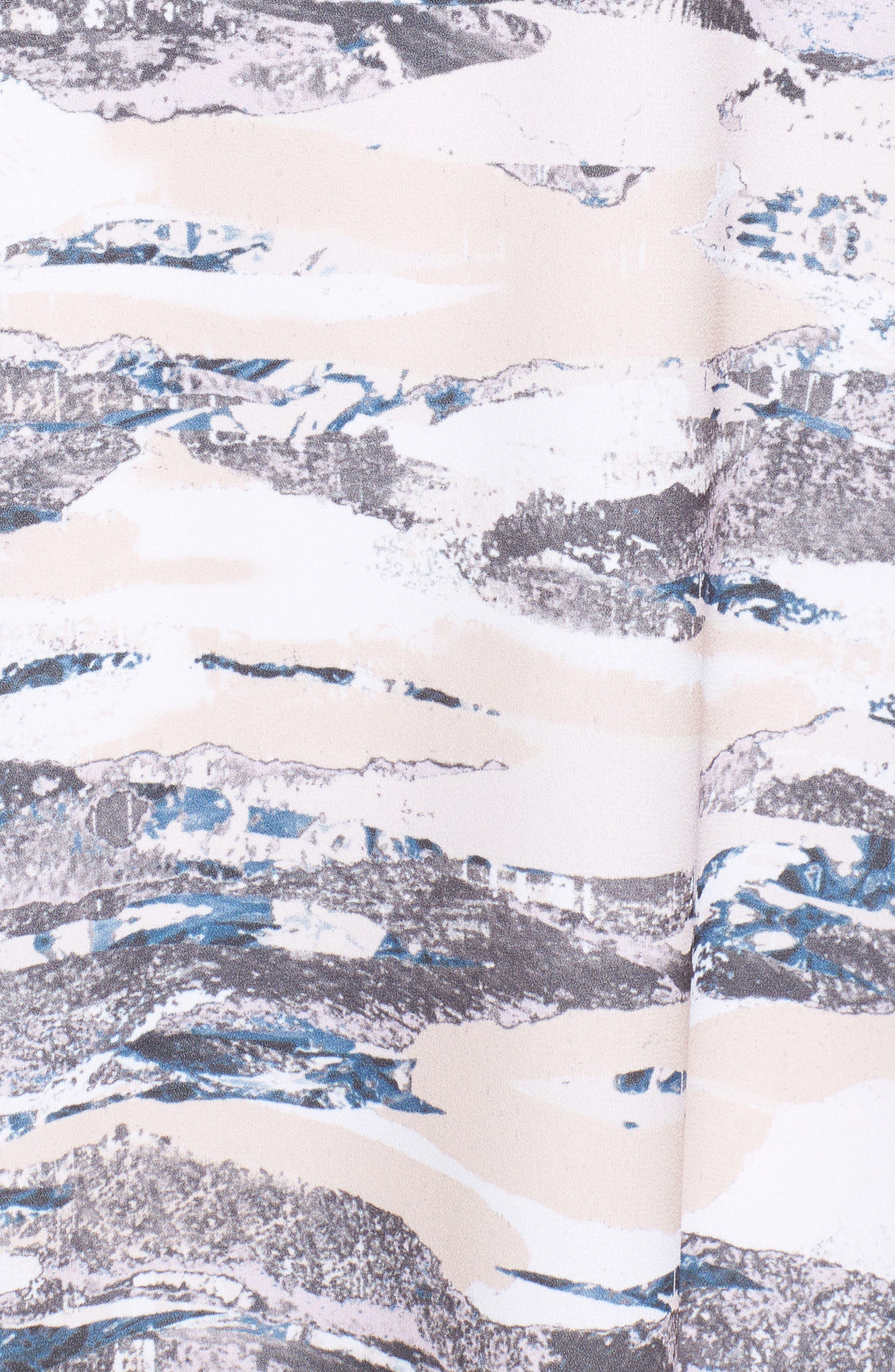 Racerback Tank Dress,                             Alternate thumbnail 5, color,                             Stone