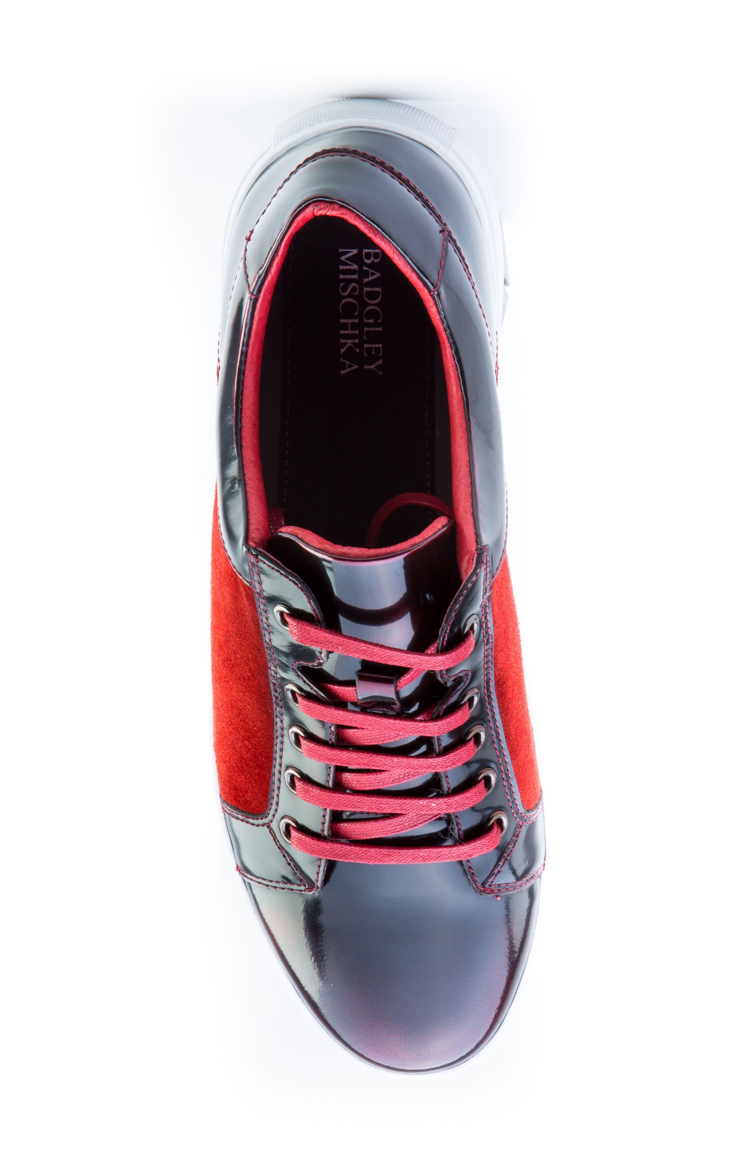 Alternate Image 5  - Badgley Mischka Lockhart Sneaker (Men)