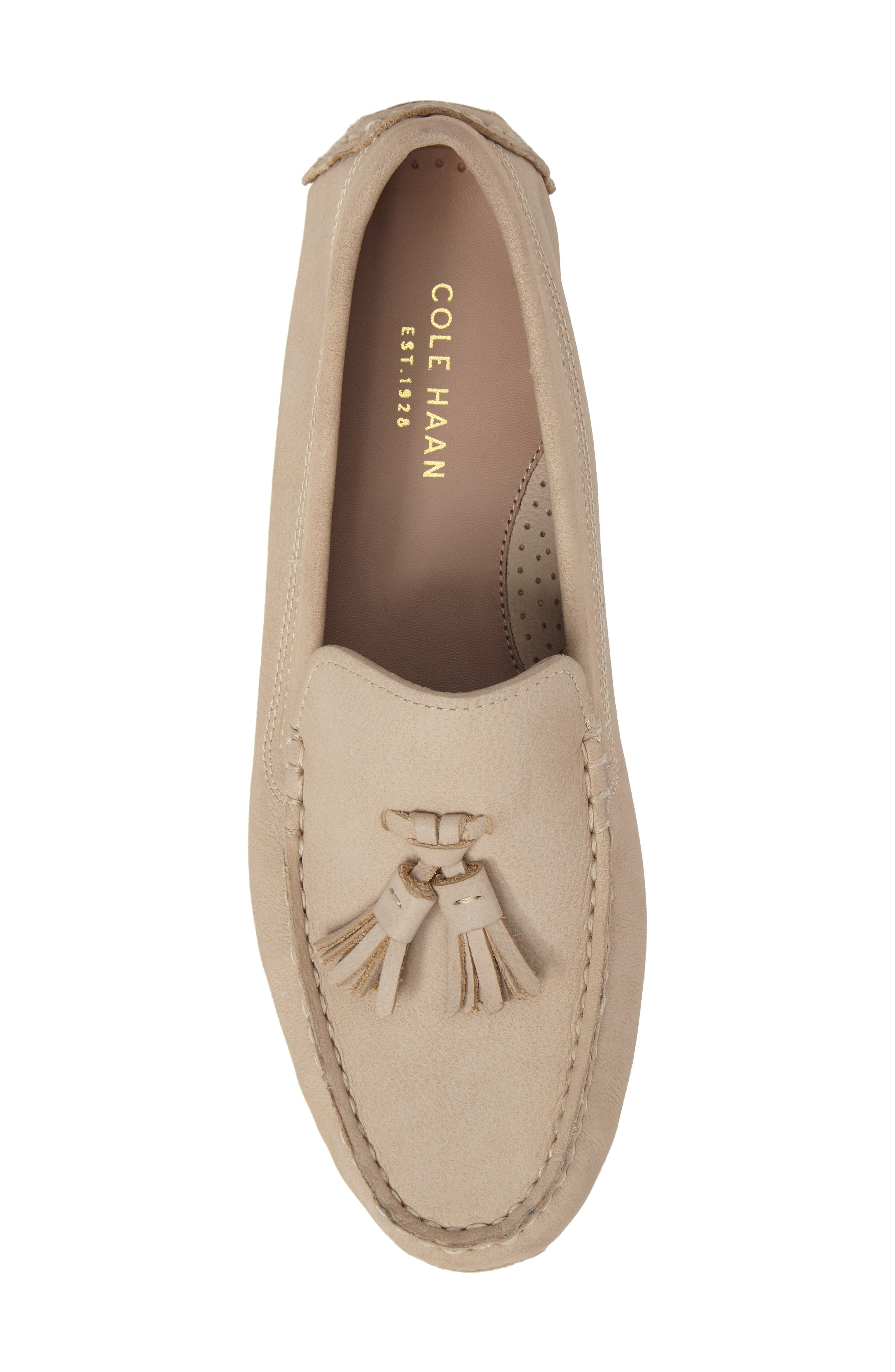 Alternate Image 5  - Cole Haan Rodeo Tassel Driving Loafer (Women)