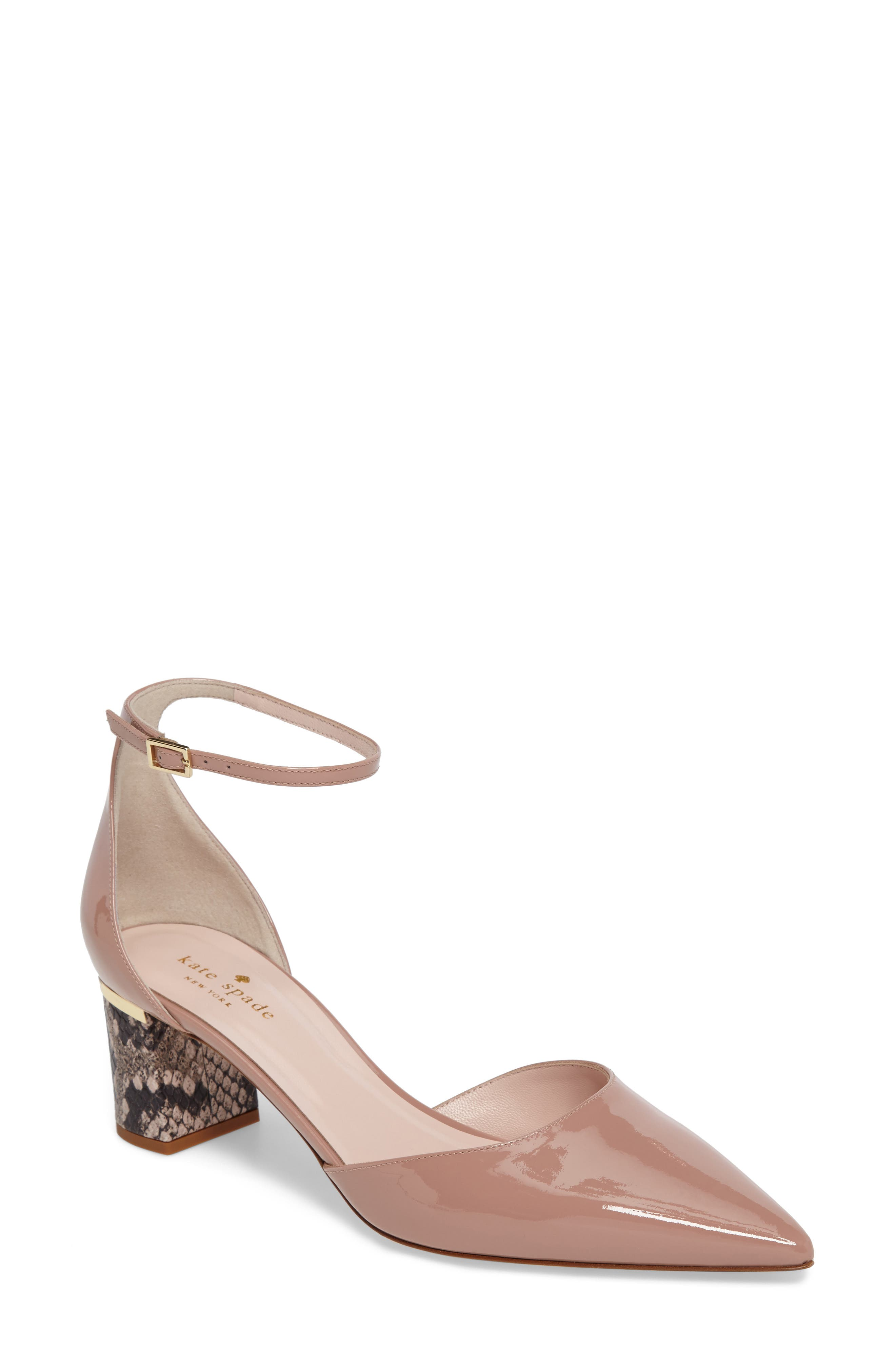 Alternate Image 1 Selected - kate spade new york marylou pump (Women)