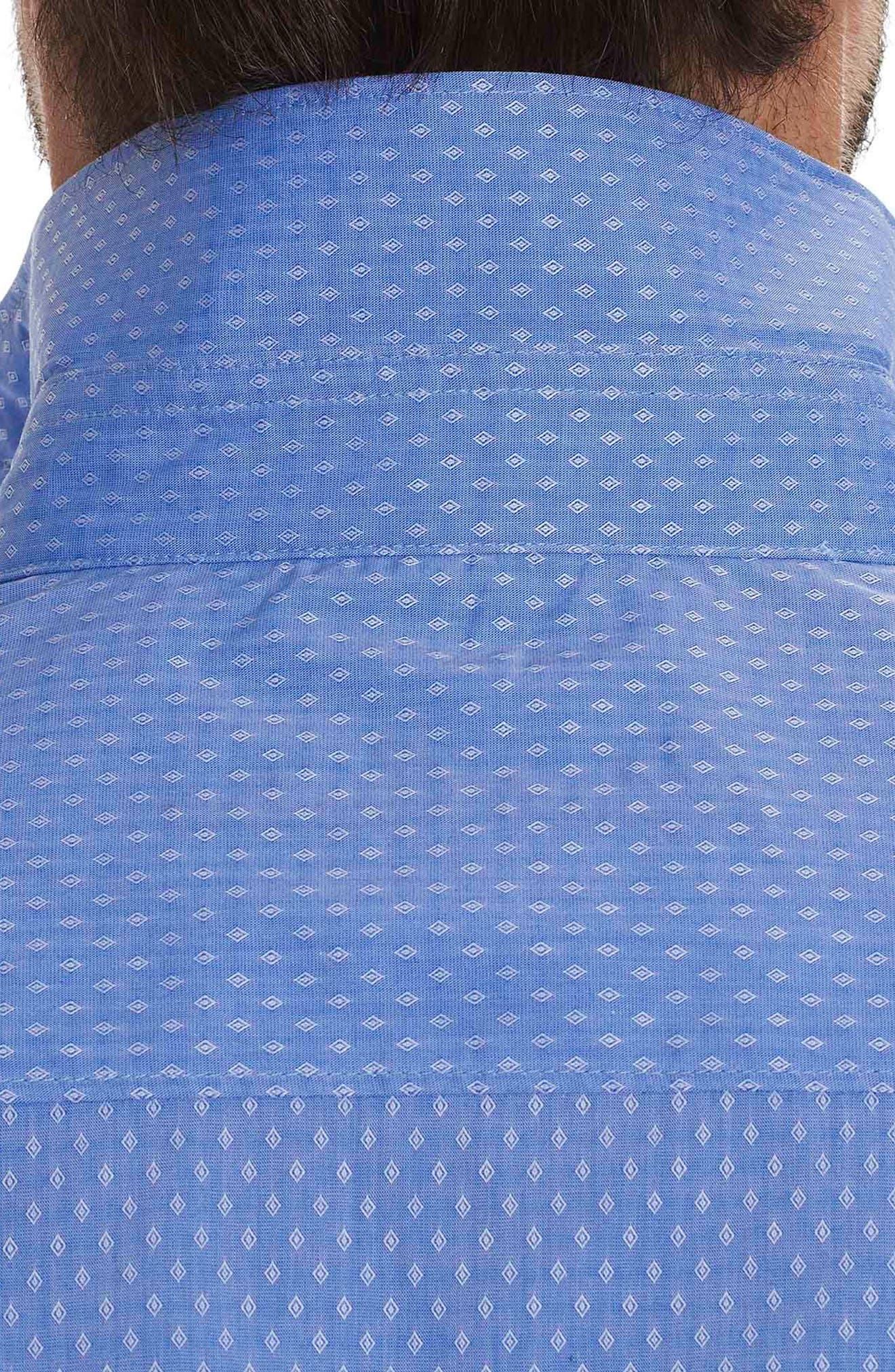 Alternate Image 5  - Robert Graham Clemens Short Sleeve Sport Shirt