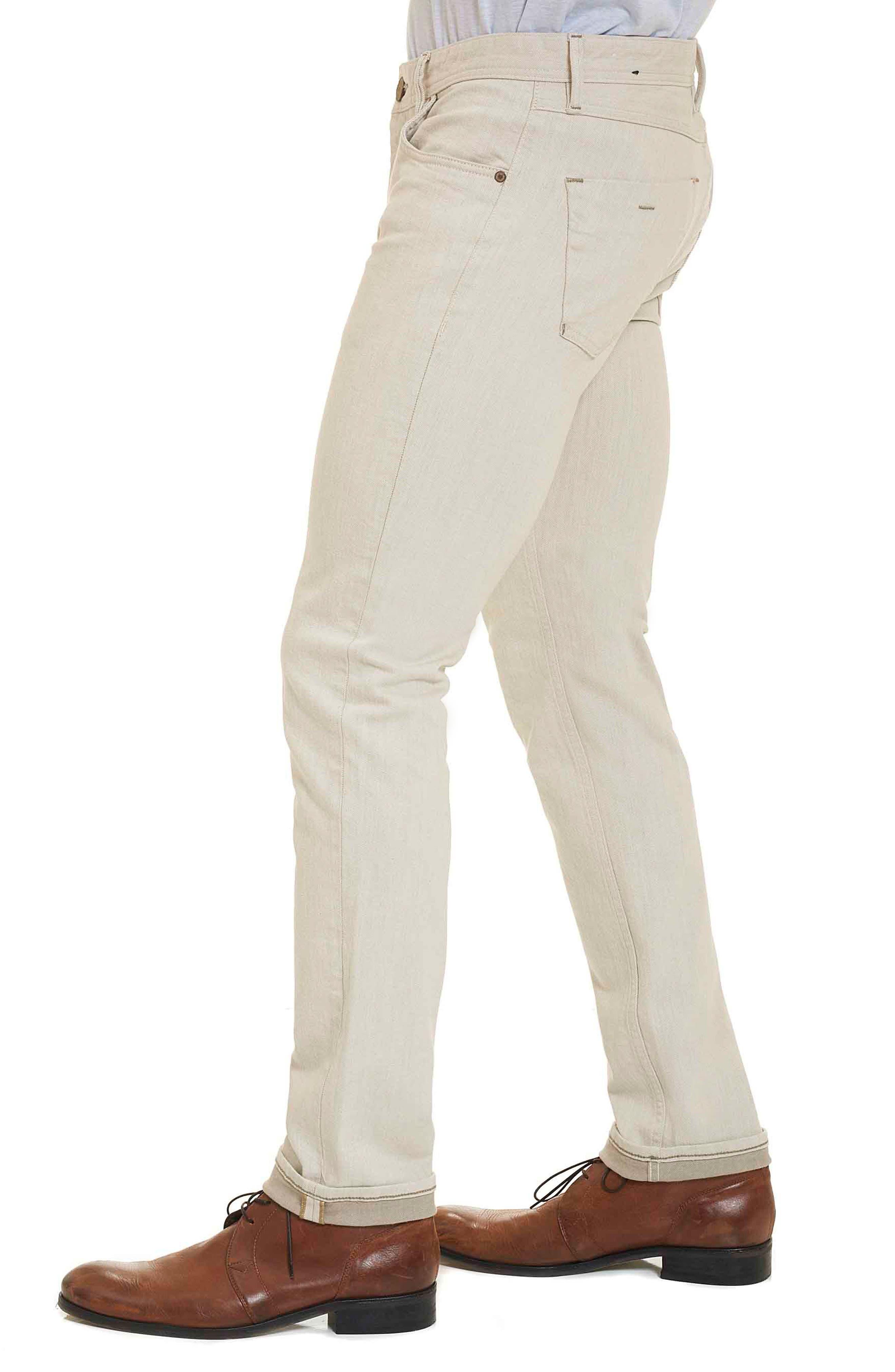 Alternate Image 3  - Robert Graham Gonzales Jeans (Stone)