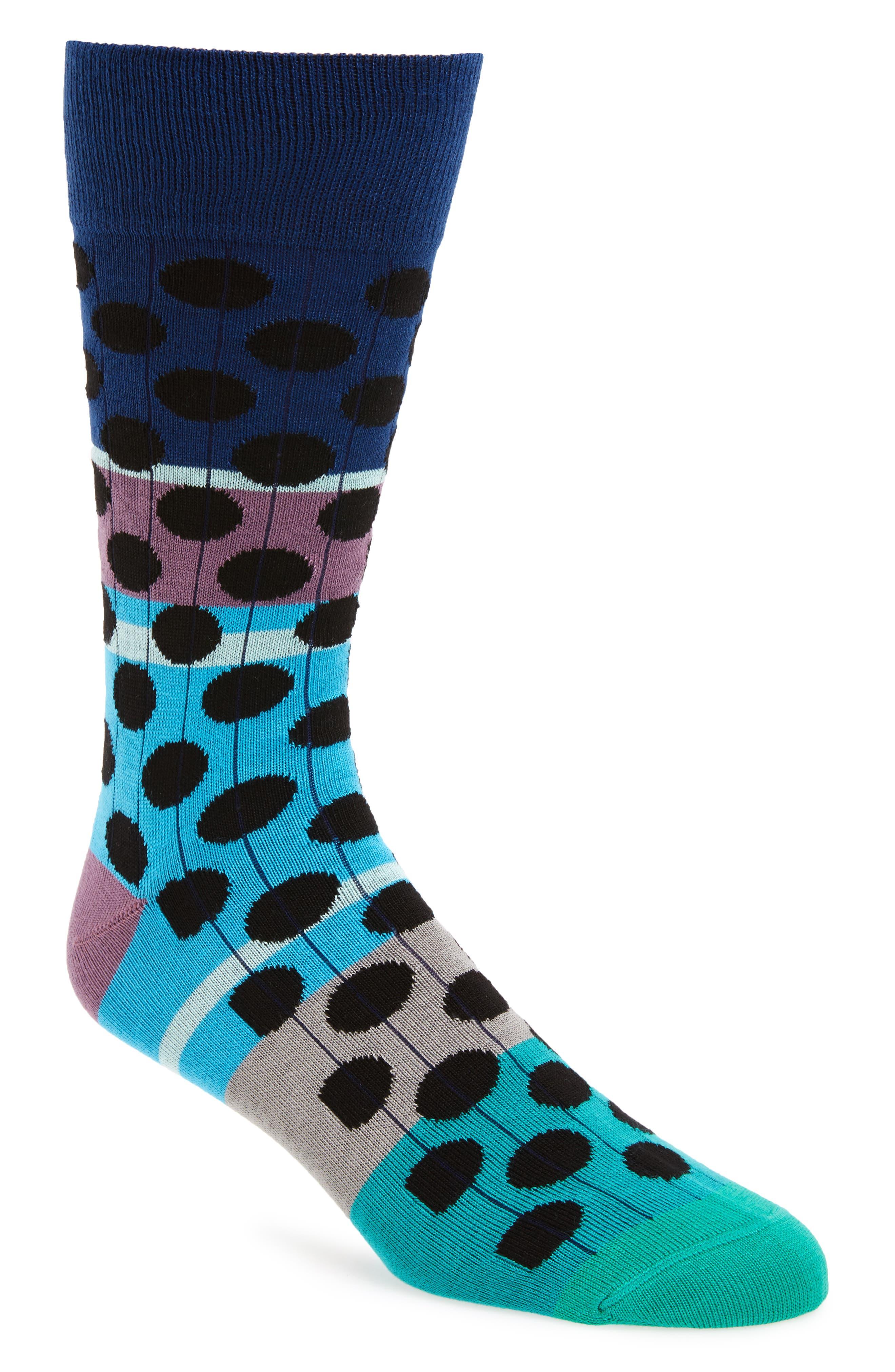 Main Image - Paul Smith Dot Socks