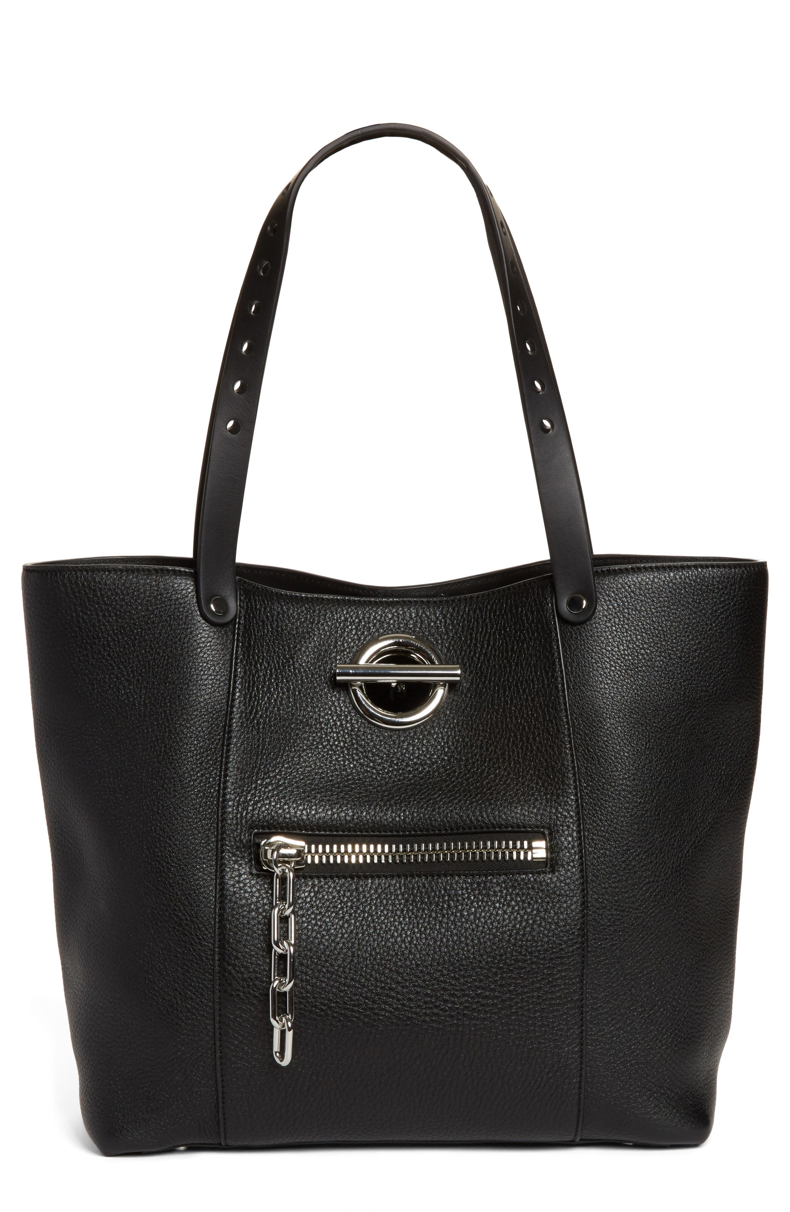 ALEXANDER WANG Riot Matte Leather Tote