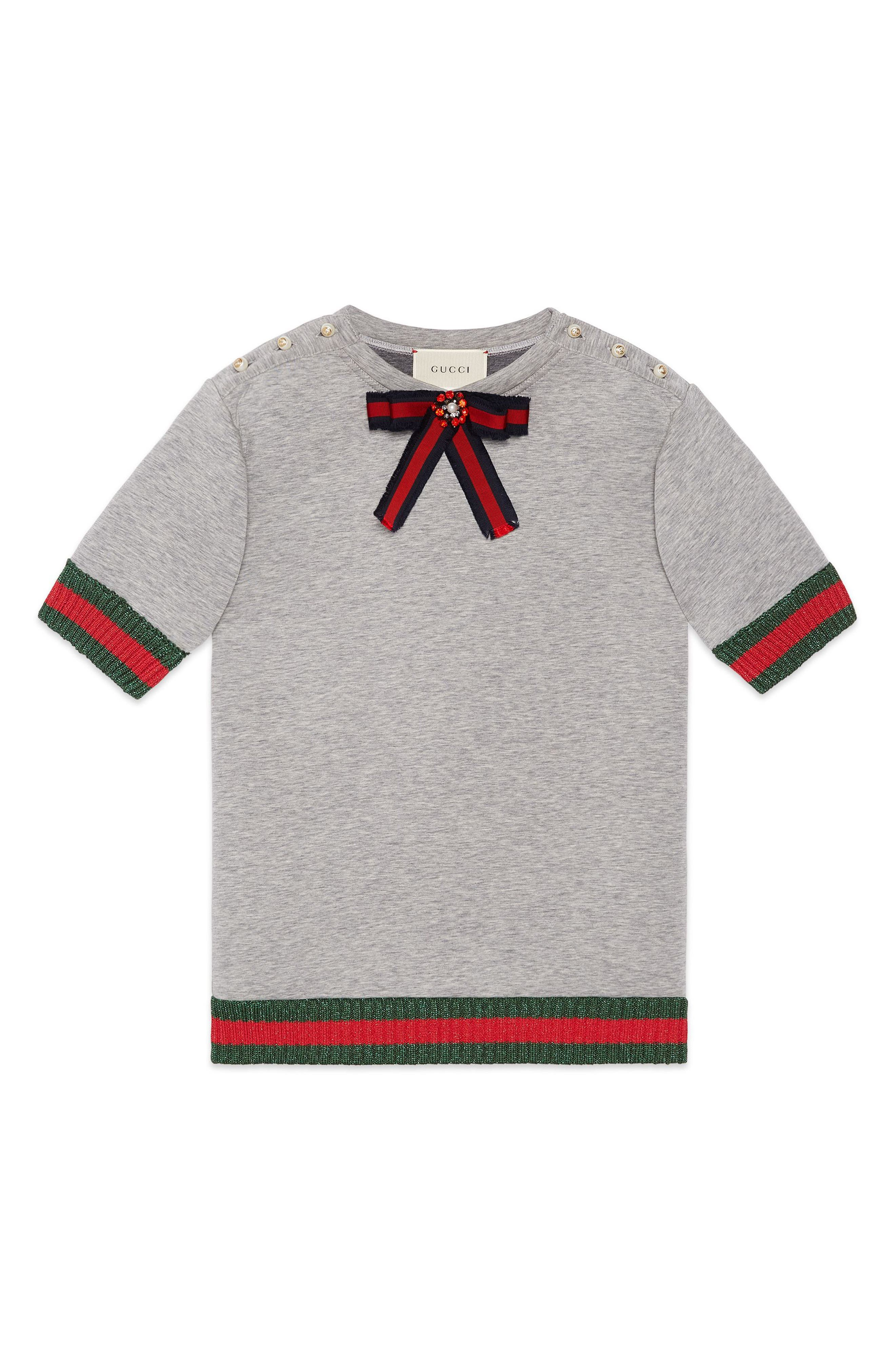 Gucci Bow Sweater (Little Girls & Big Girls)