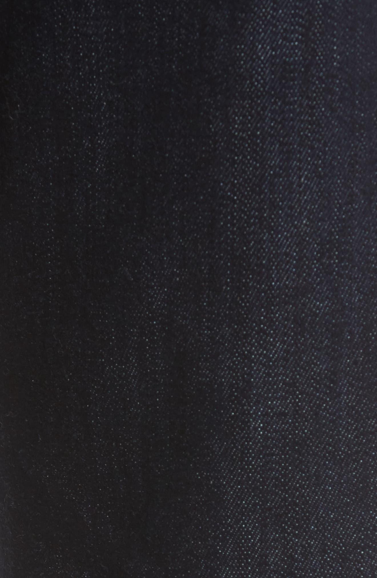 Alternate Image 6  - Fidelity Denim Torino Slim Fit Jeans (Capital Blue)