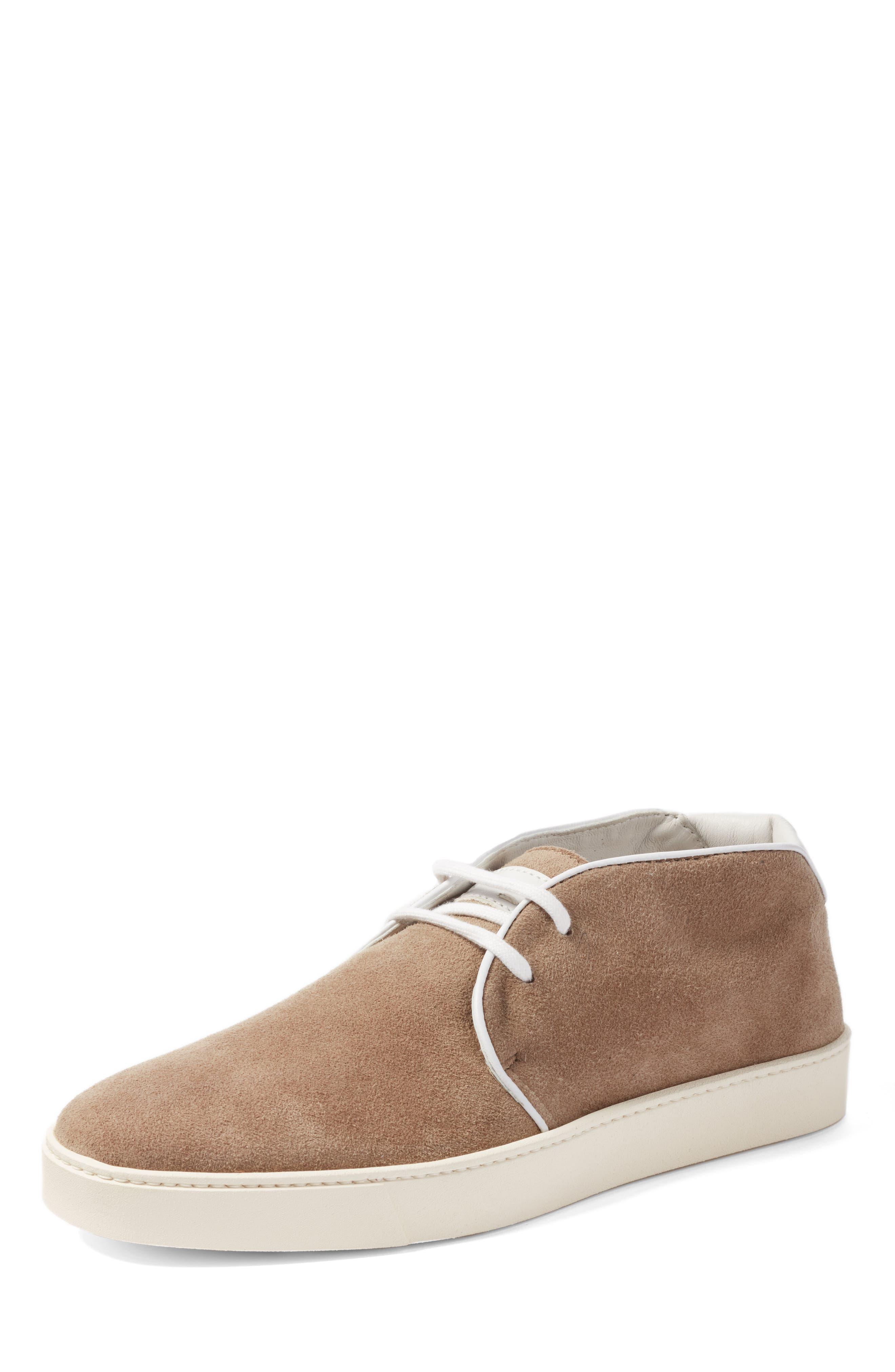 Santoni Huron Chukka Sneaker (Men)