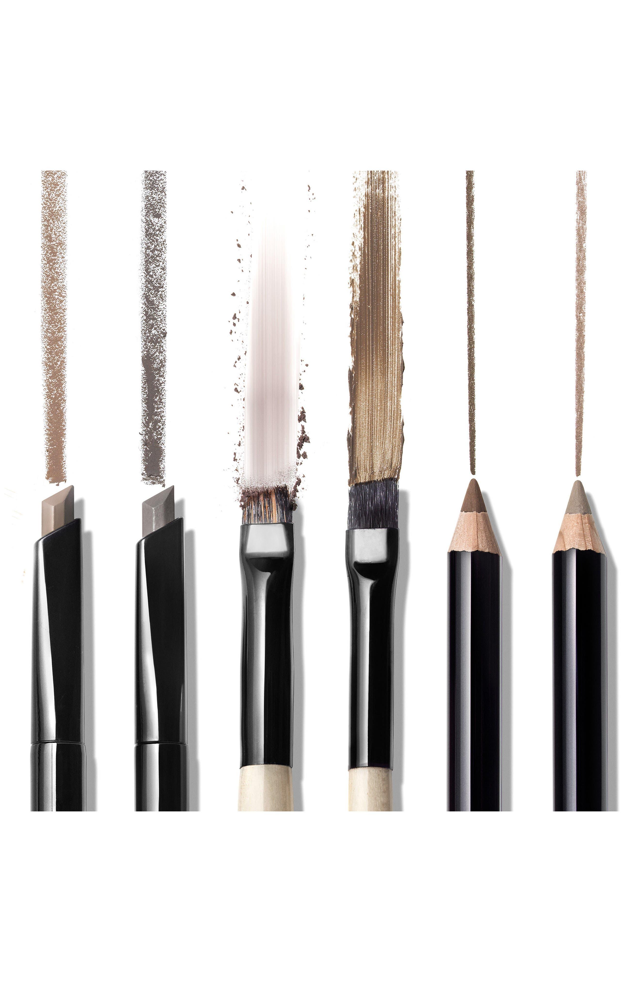 Alternate Image 2  - Bobbi Brown Dual-Ended Brow Definer/Groomer Brush