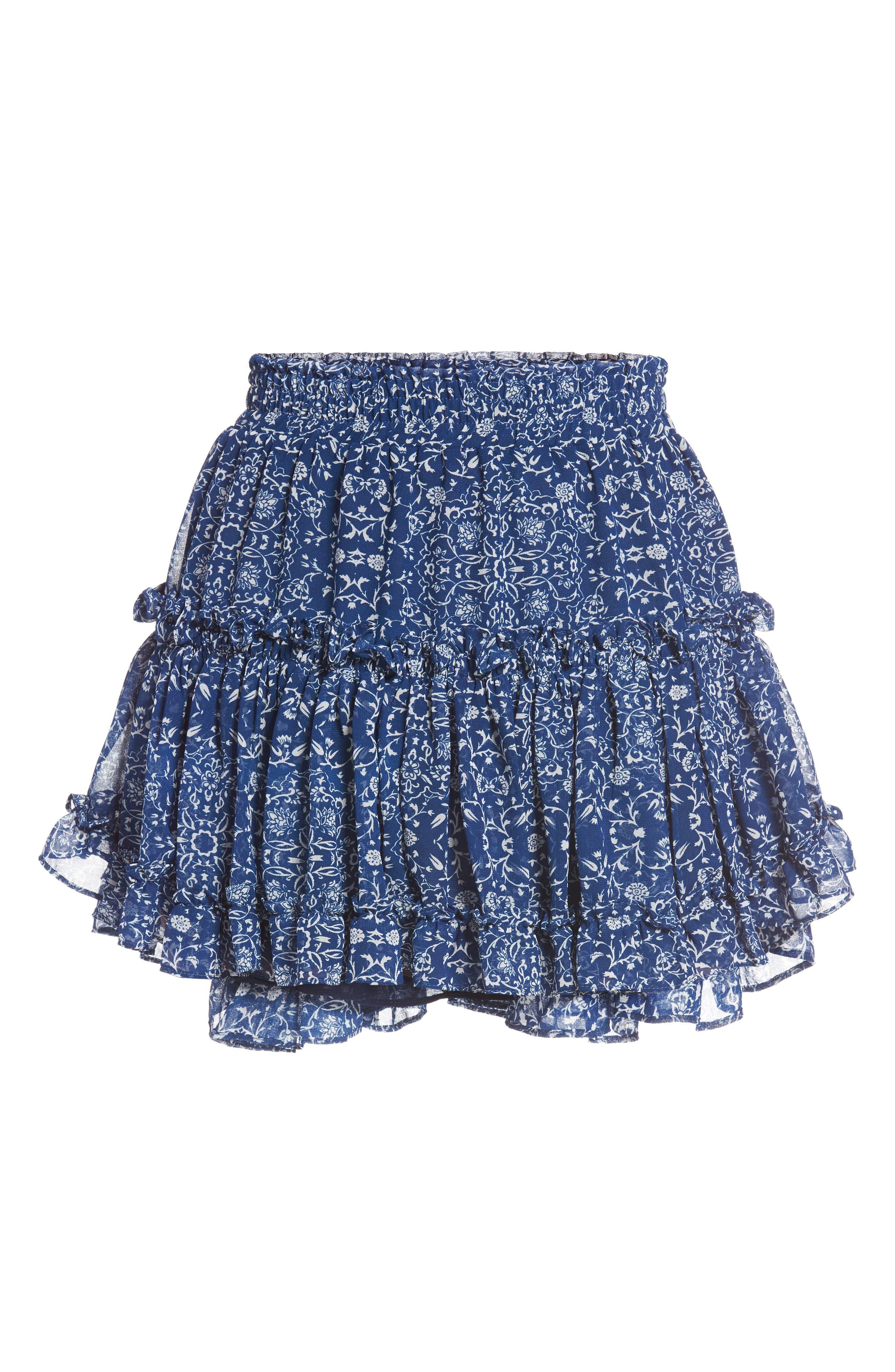 Alternate Image 7  - MISA Los Angeles Marion Miniskirt