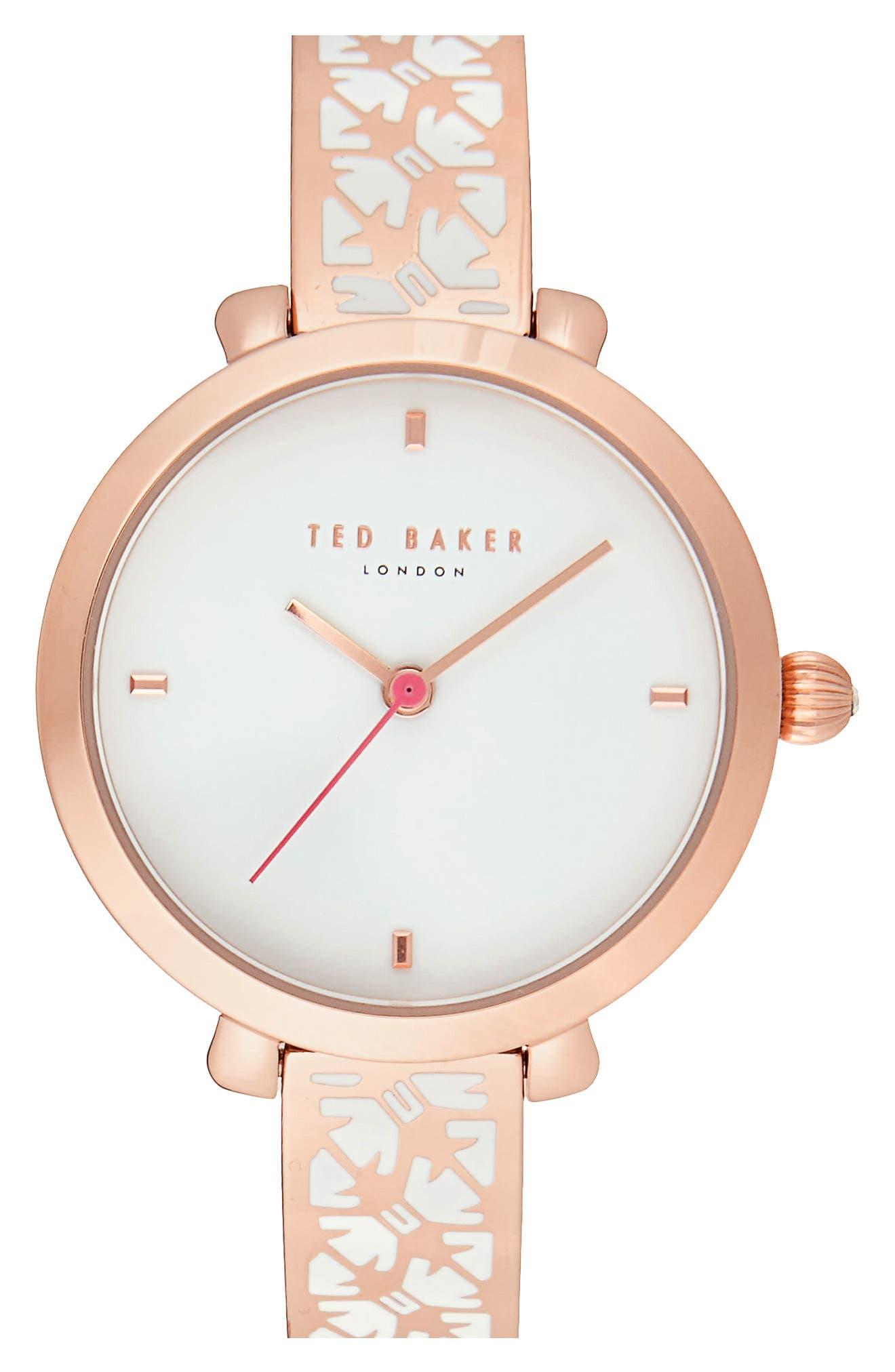 Main Image - Ted Baker London Bree Bracelet Watch, 30mm