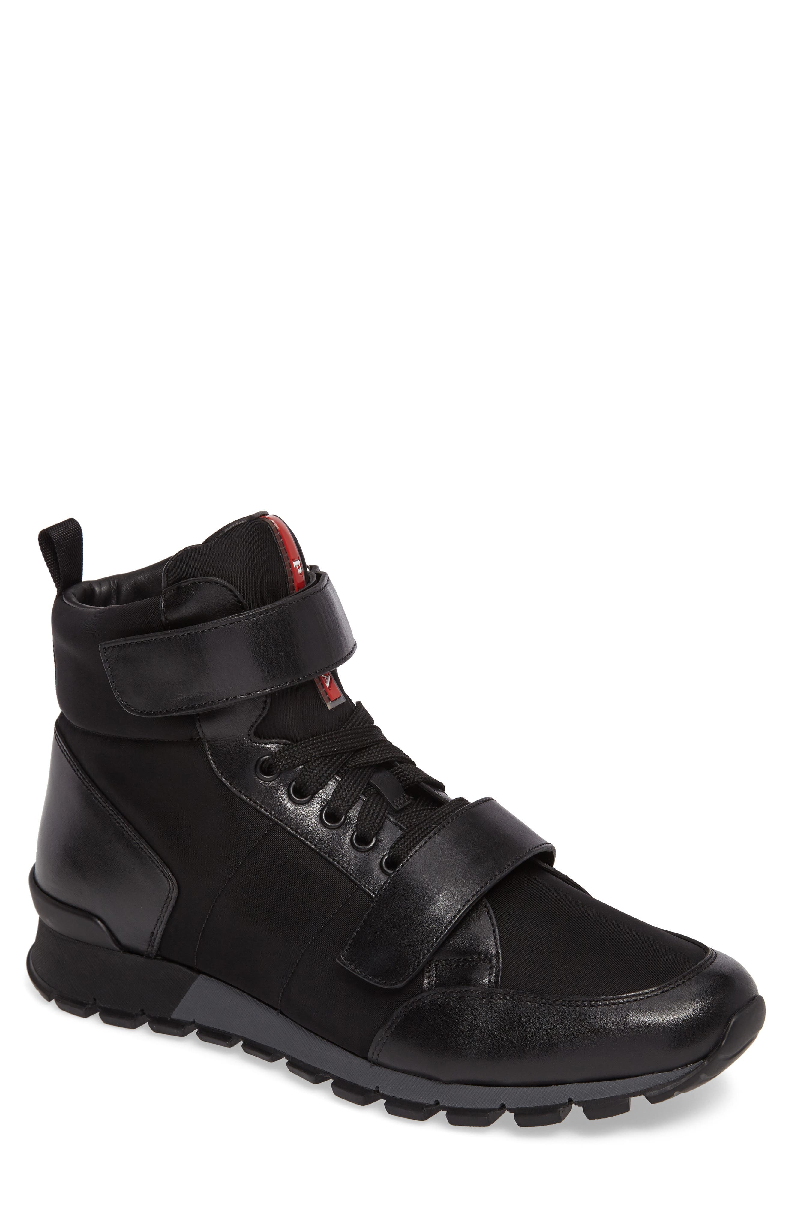 Prada High Top Sneaker (Men)