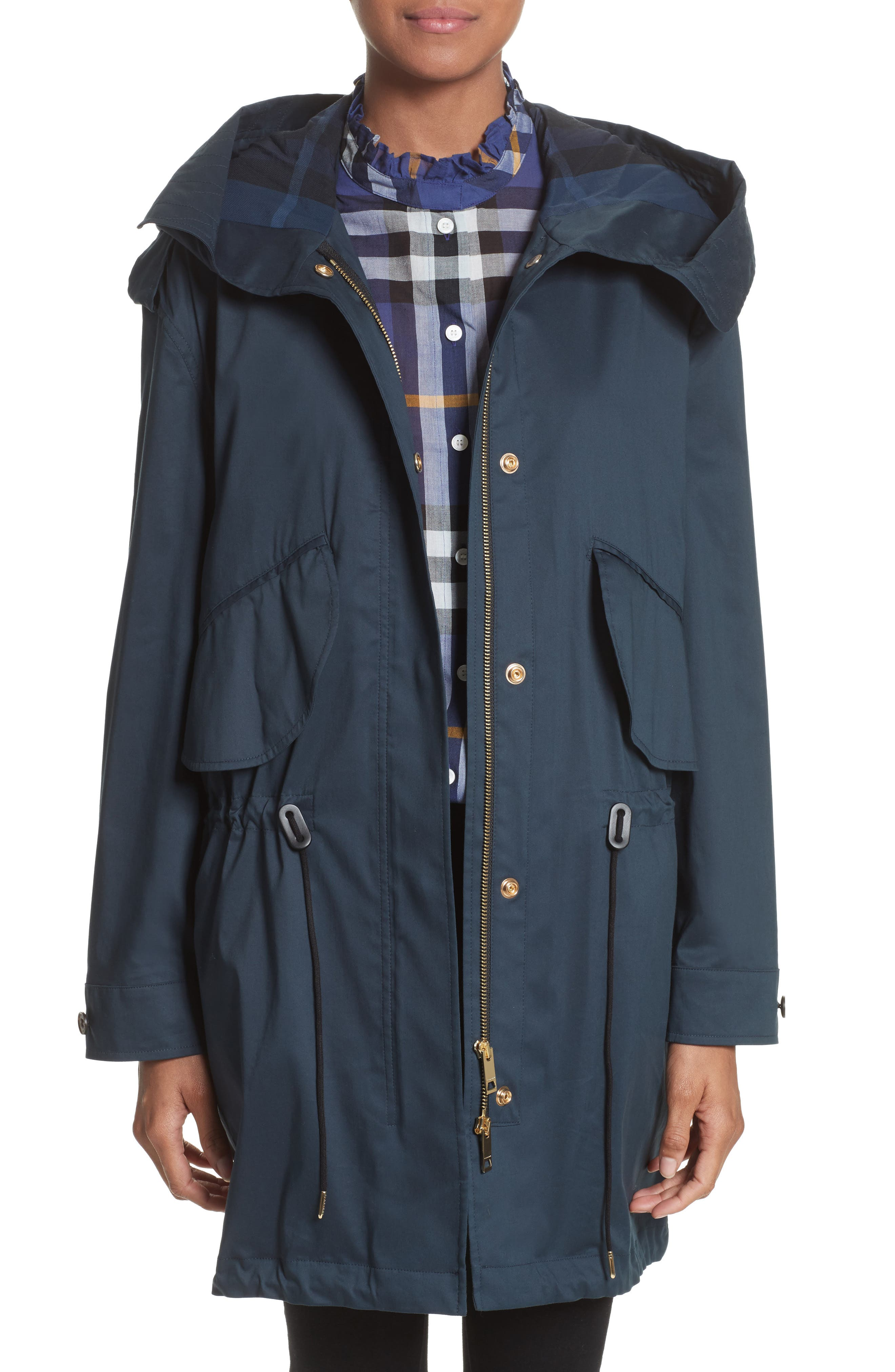 Burberry Chiltondale Hooded Parka