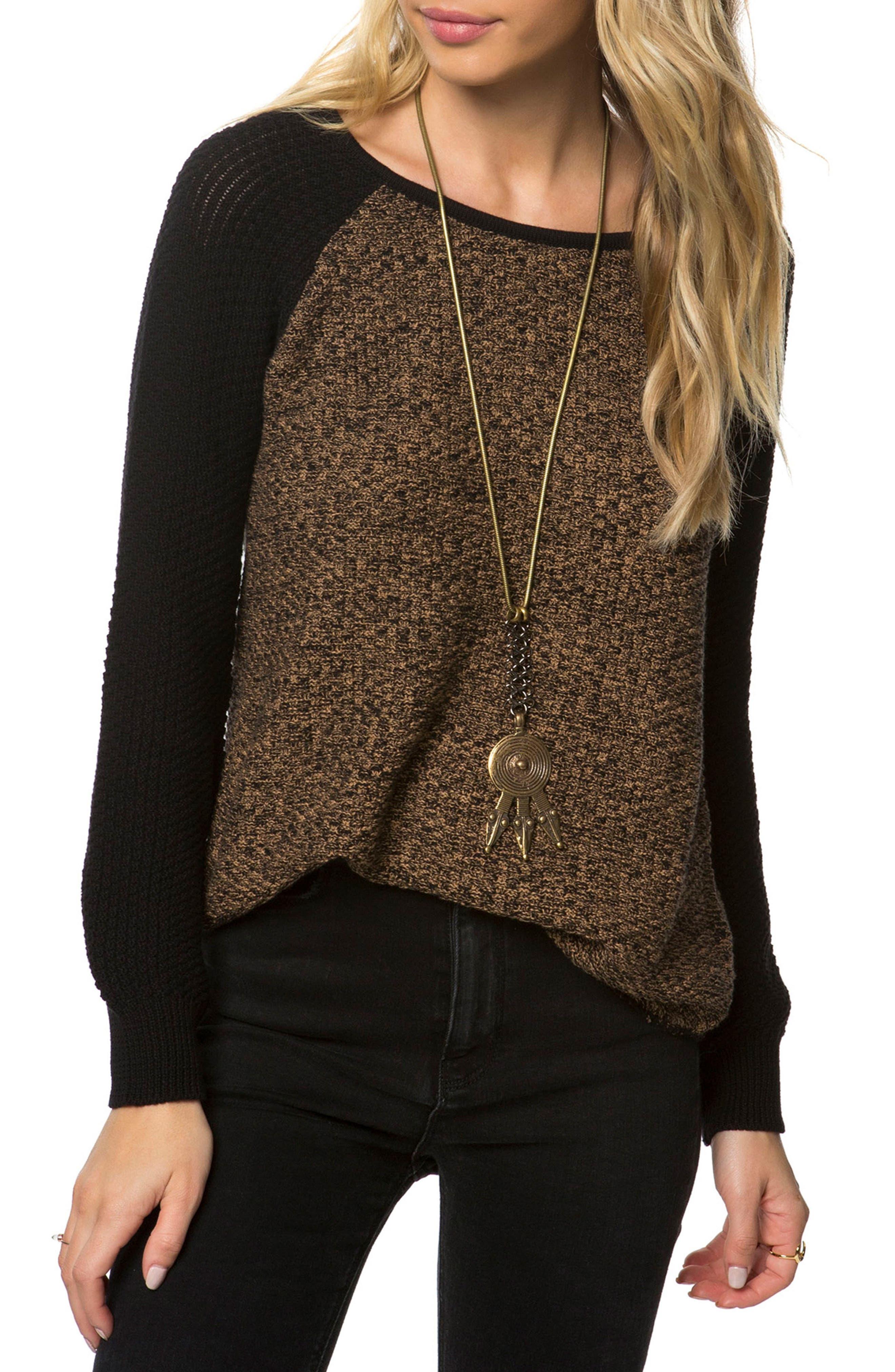 ONEILL Ruth Raglan Sweater