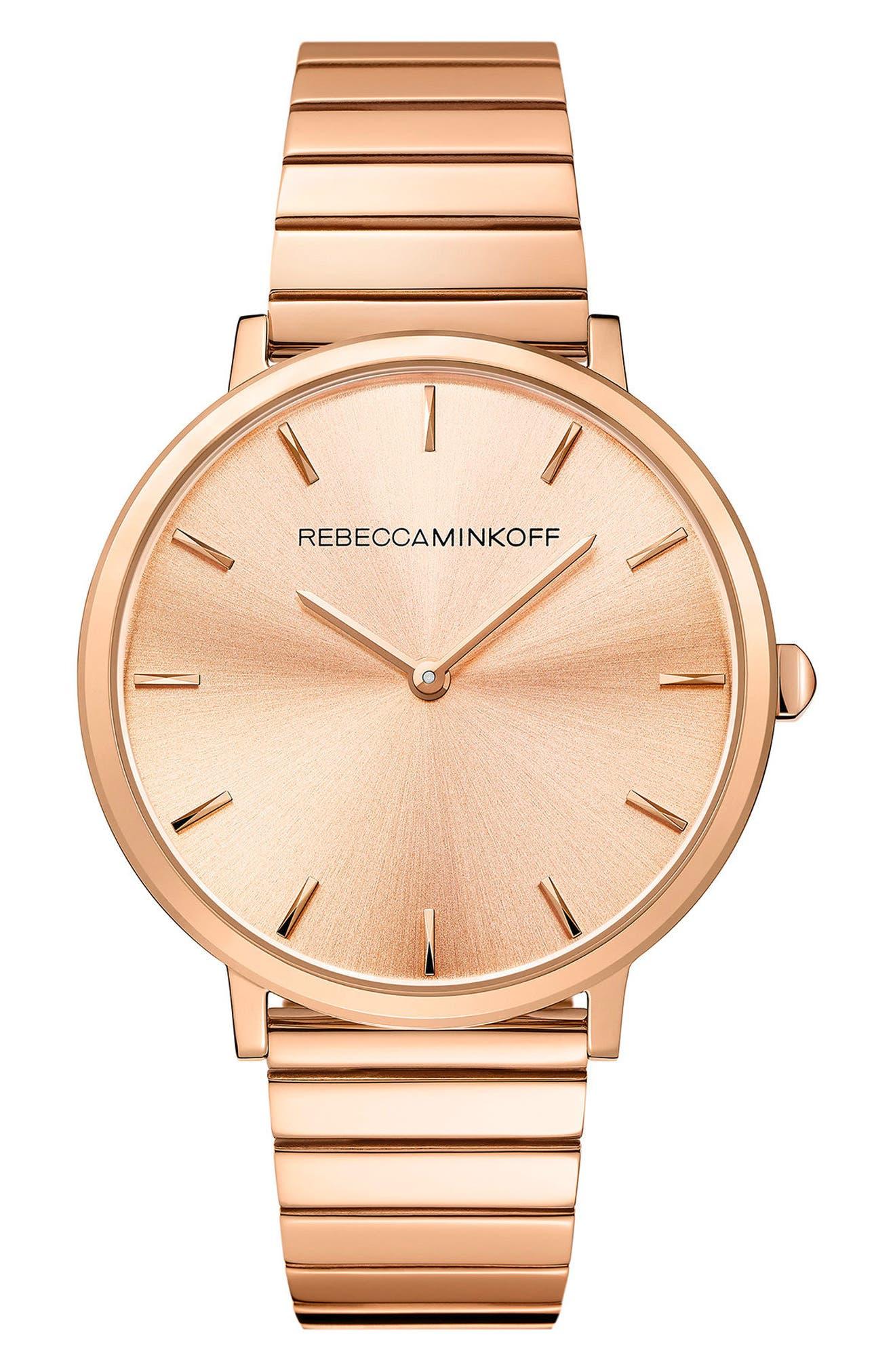 Major Bracelet Watch, 35mm,                         Main,                         color, Rose Gold
