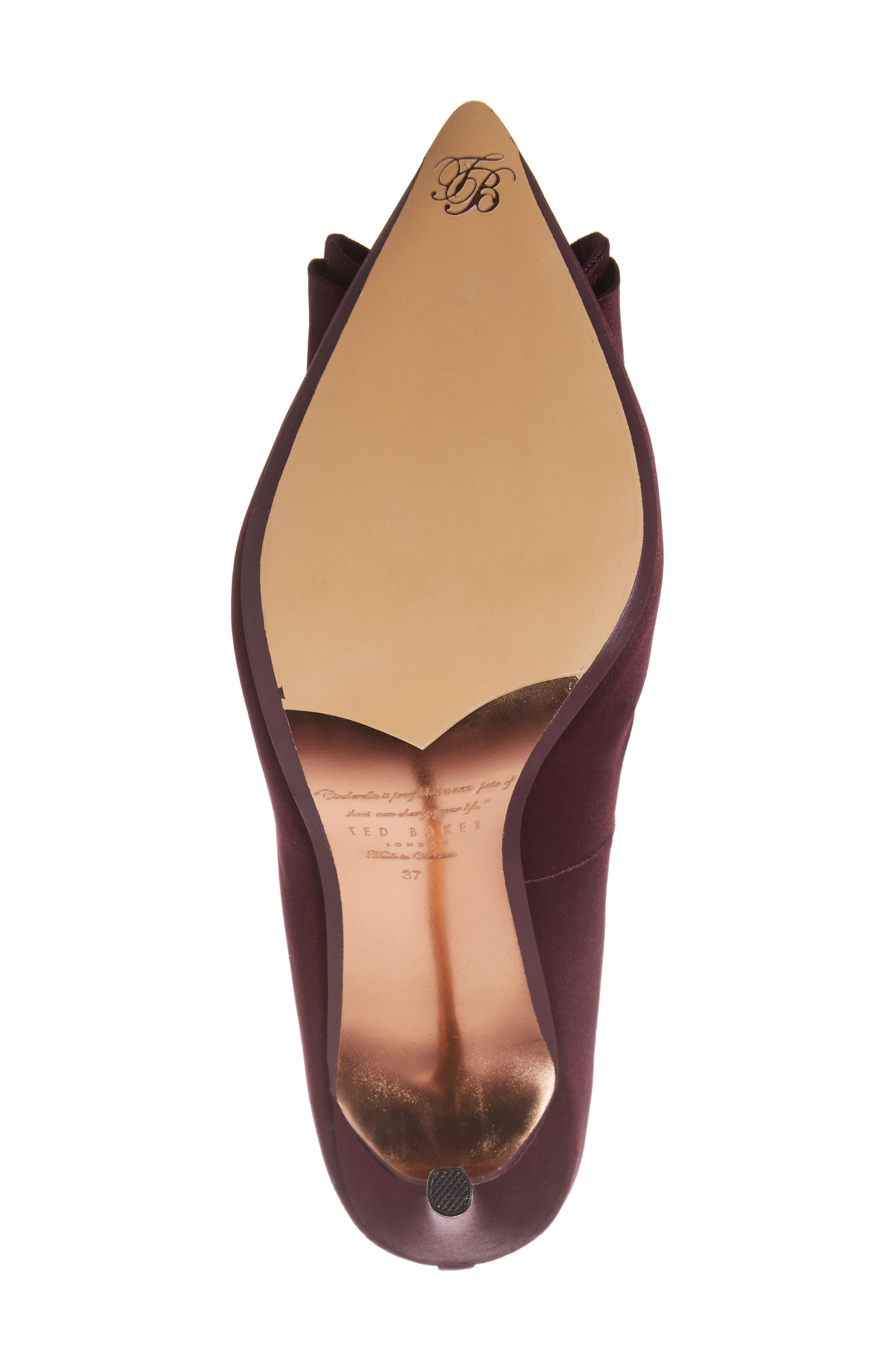 Alternate Image 6  - Ted Baker London Azeline Bow Pump (Women)