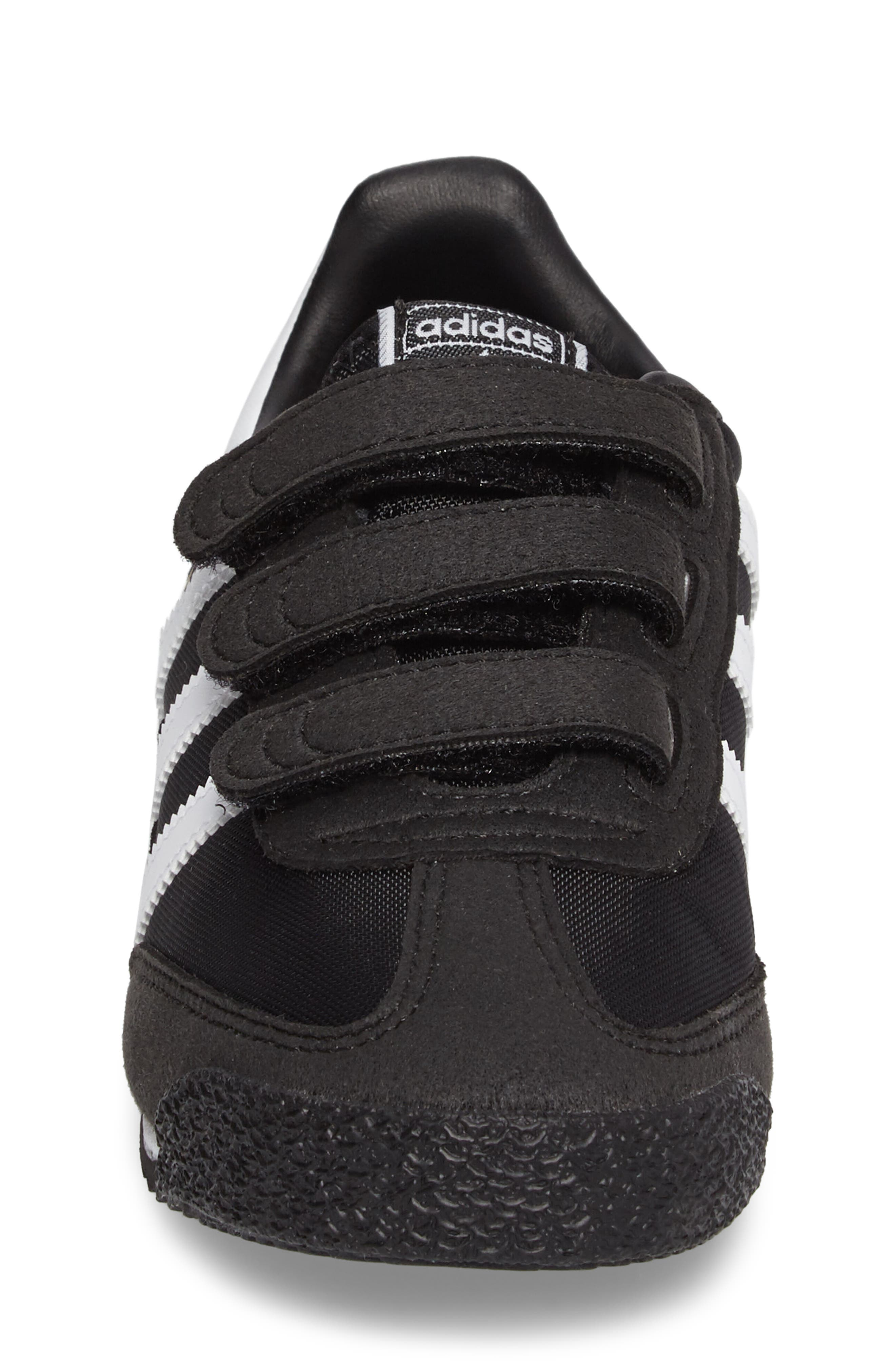 Dragon OG CF Athletic Shoe,                             Alternate thumbnail 4, color,                             Black/ White