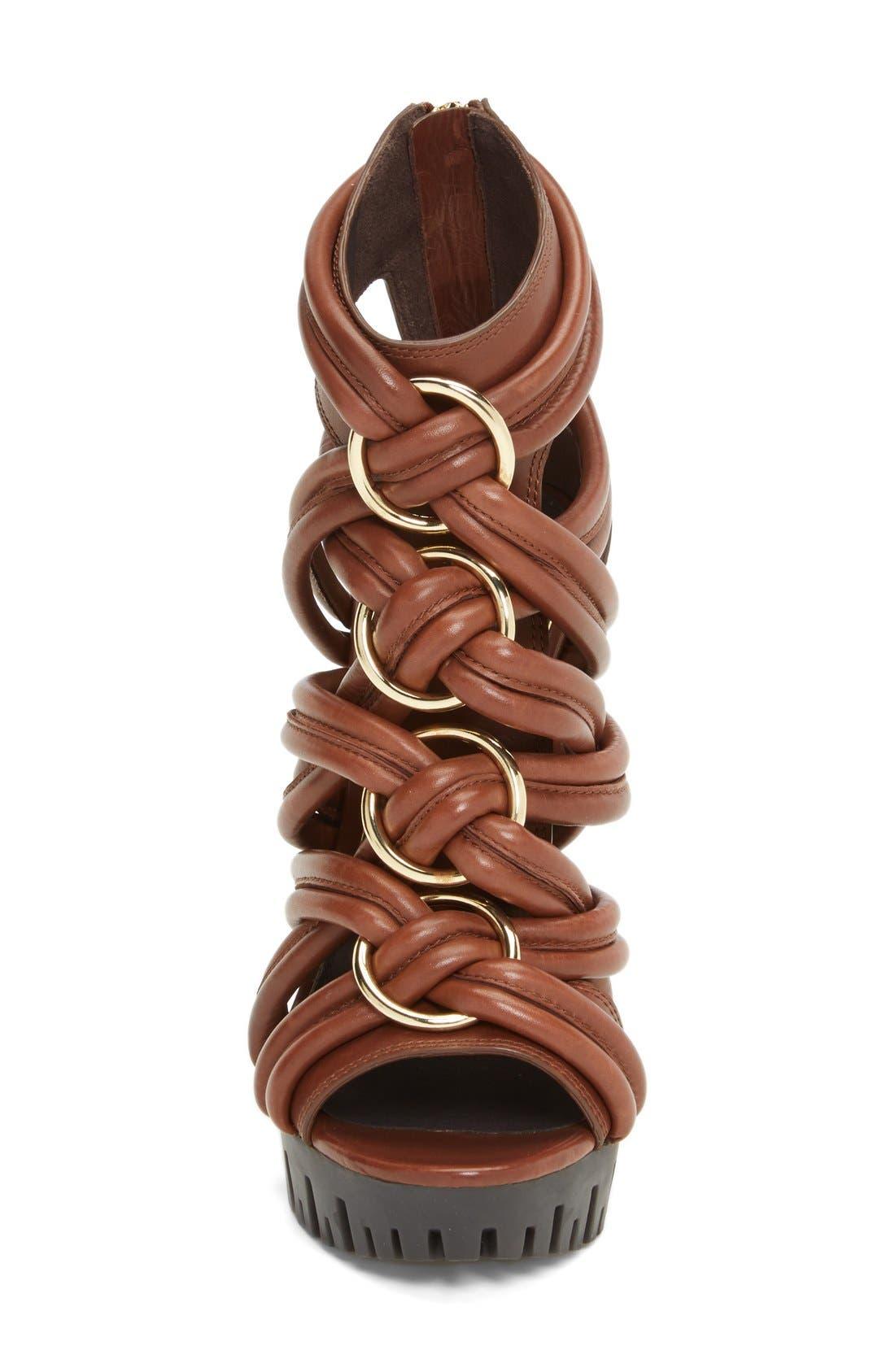 Alternate Image 3  - Rachel Zoe 'Harlin' Leather Sandal (Women)