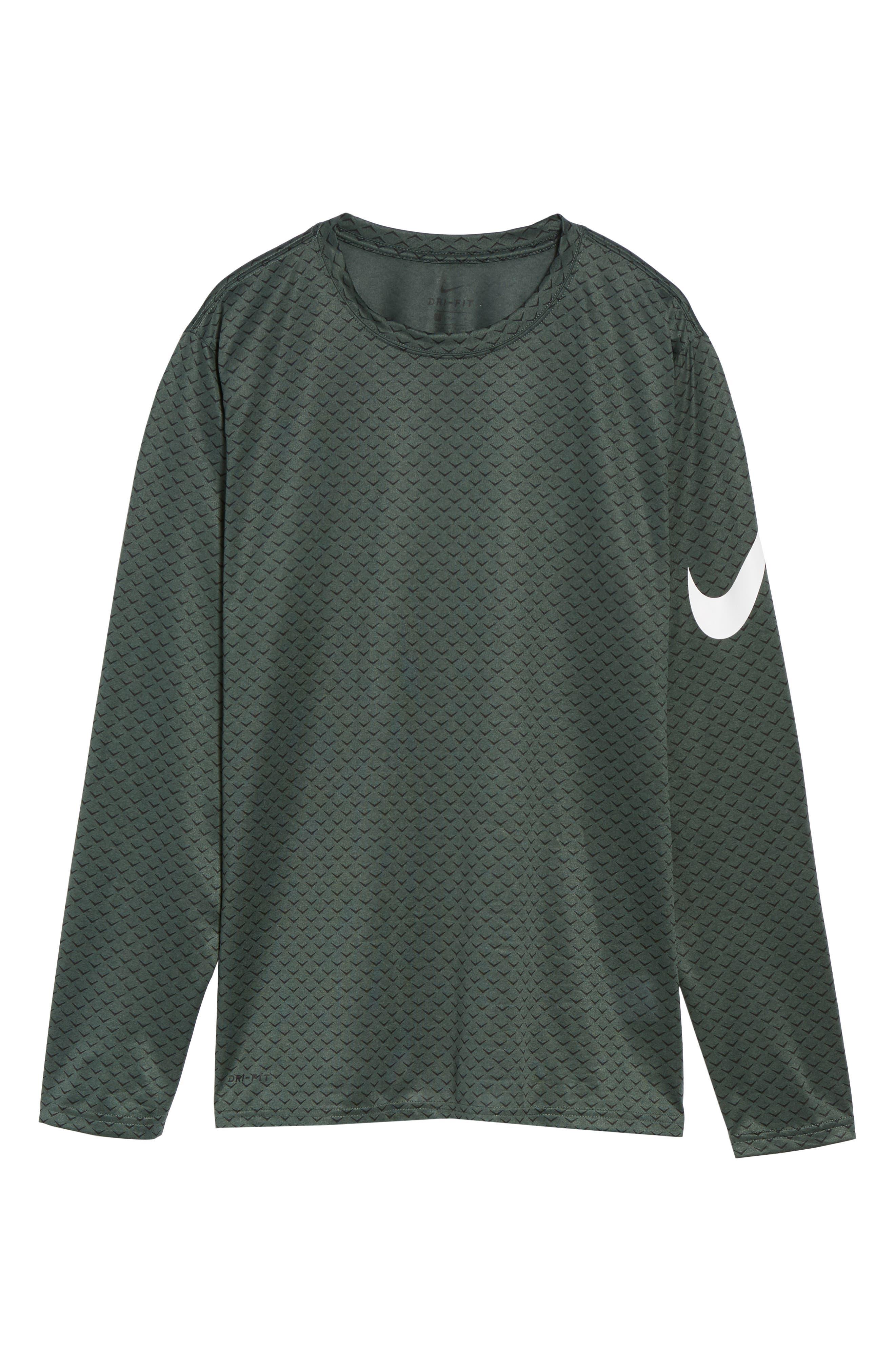 Alternate Image 6  - Nike Dry Legend Training T-Shirt