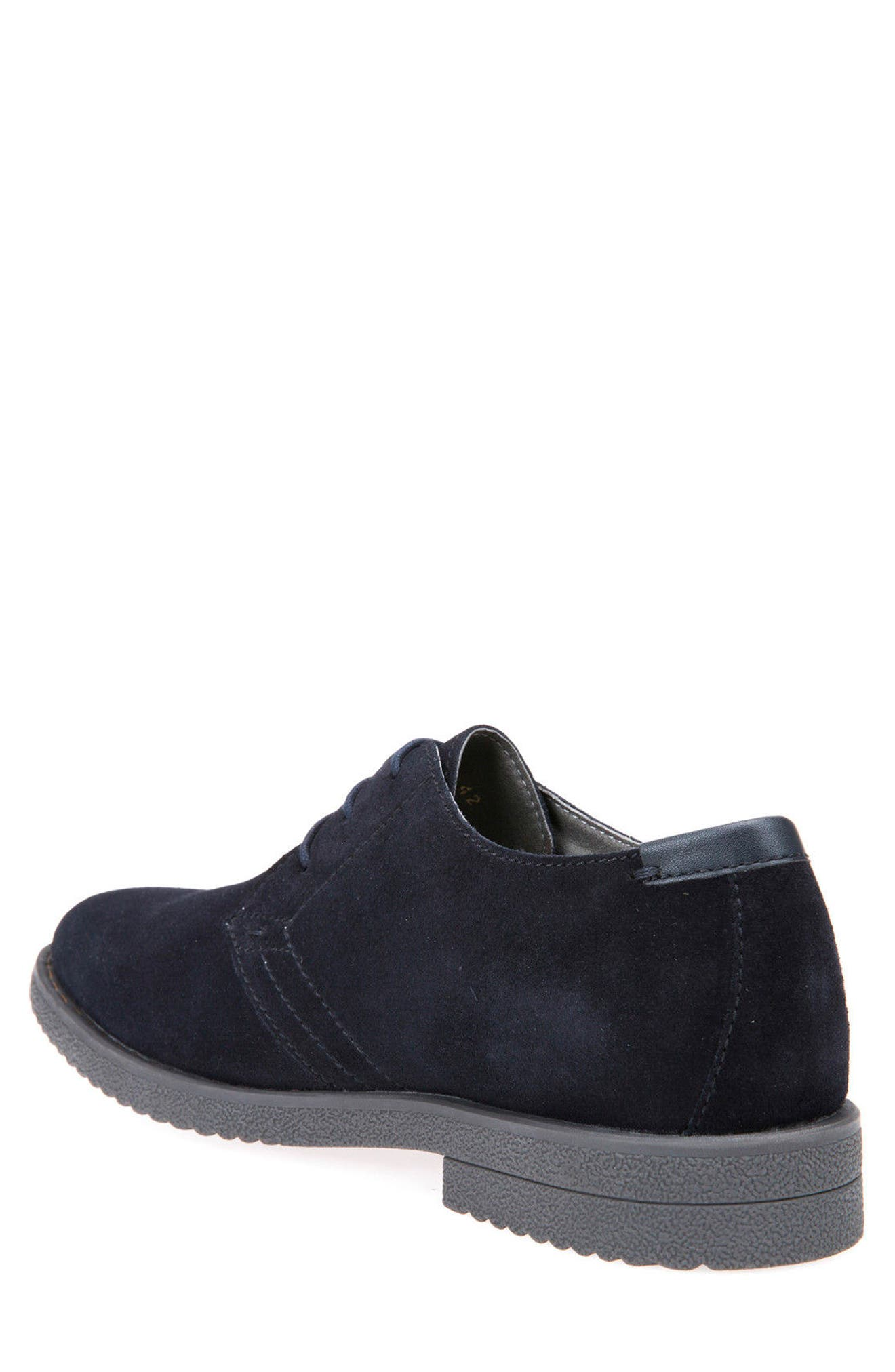 Alternate Image 2  - Geox Brandled Buck Shoe (Men)