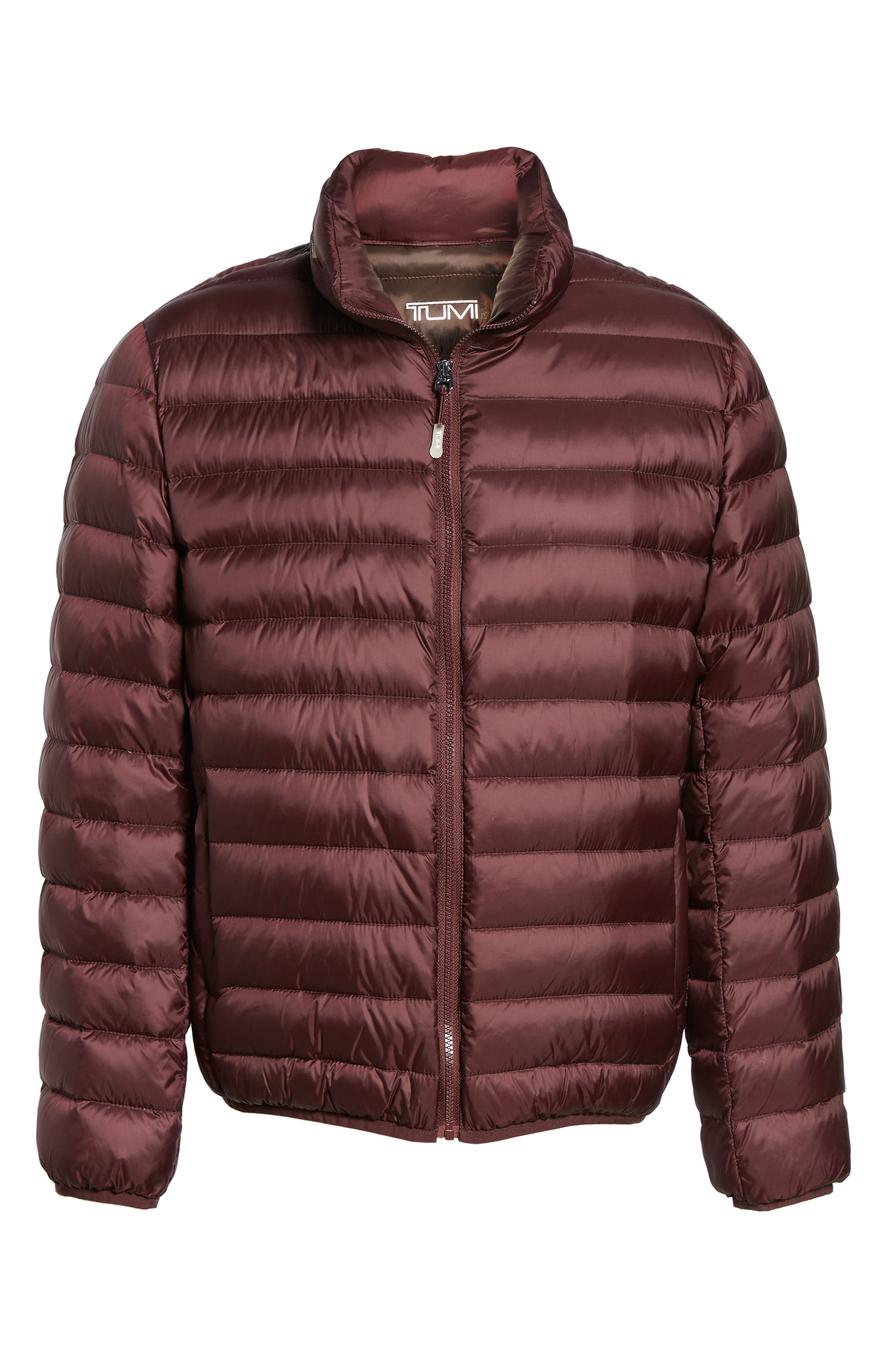 Alternate Image 6  - Tumi'Pax' PackableQuilted Jacket