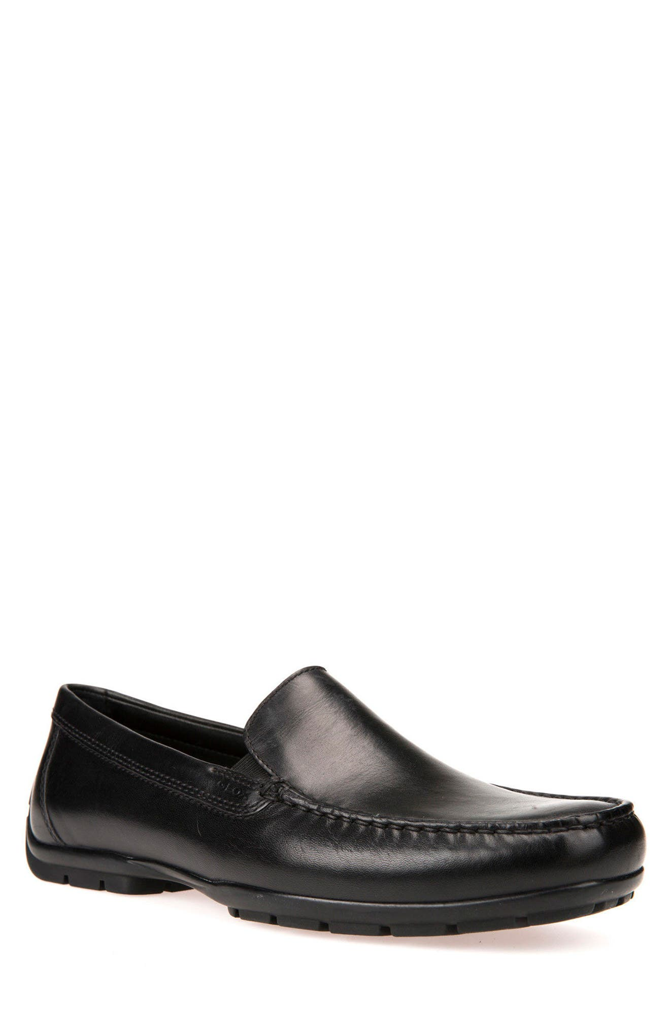 Alternate Image 1 Selected - Geox Monet 2Fit 11 Driving Moccasin (Men)