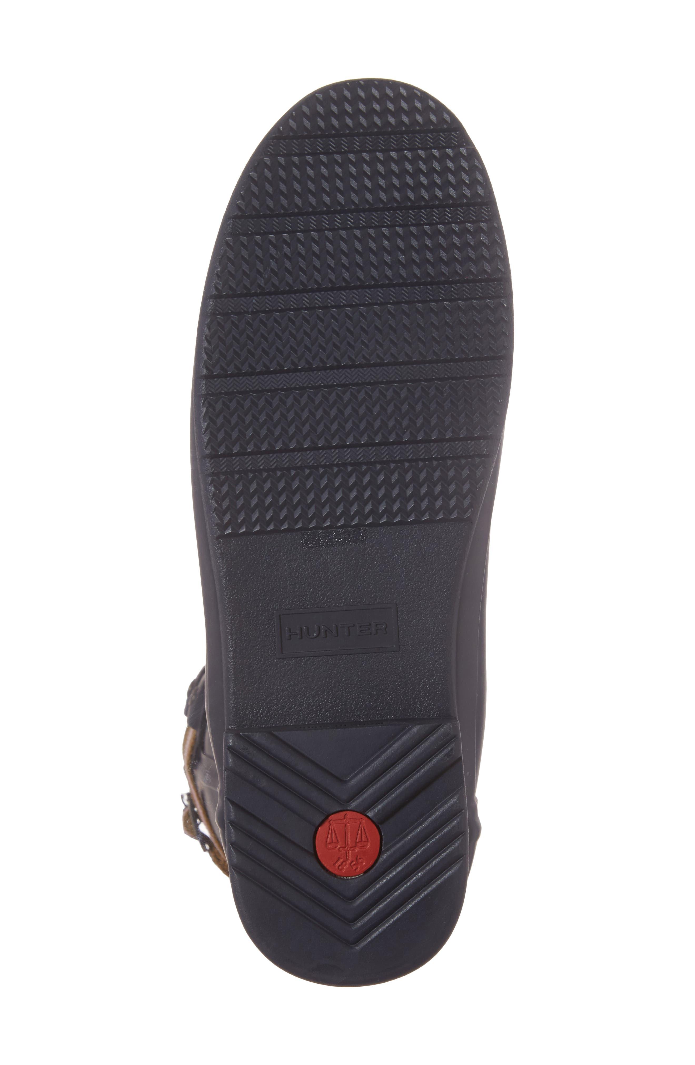 Alternate Image 6  - Hunter Original Refined Short Rain Boot (Women)