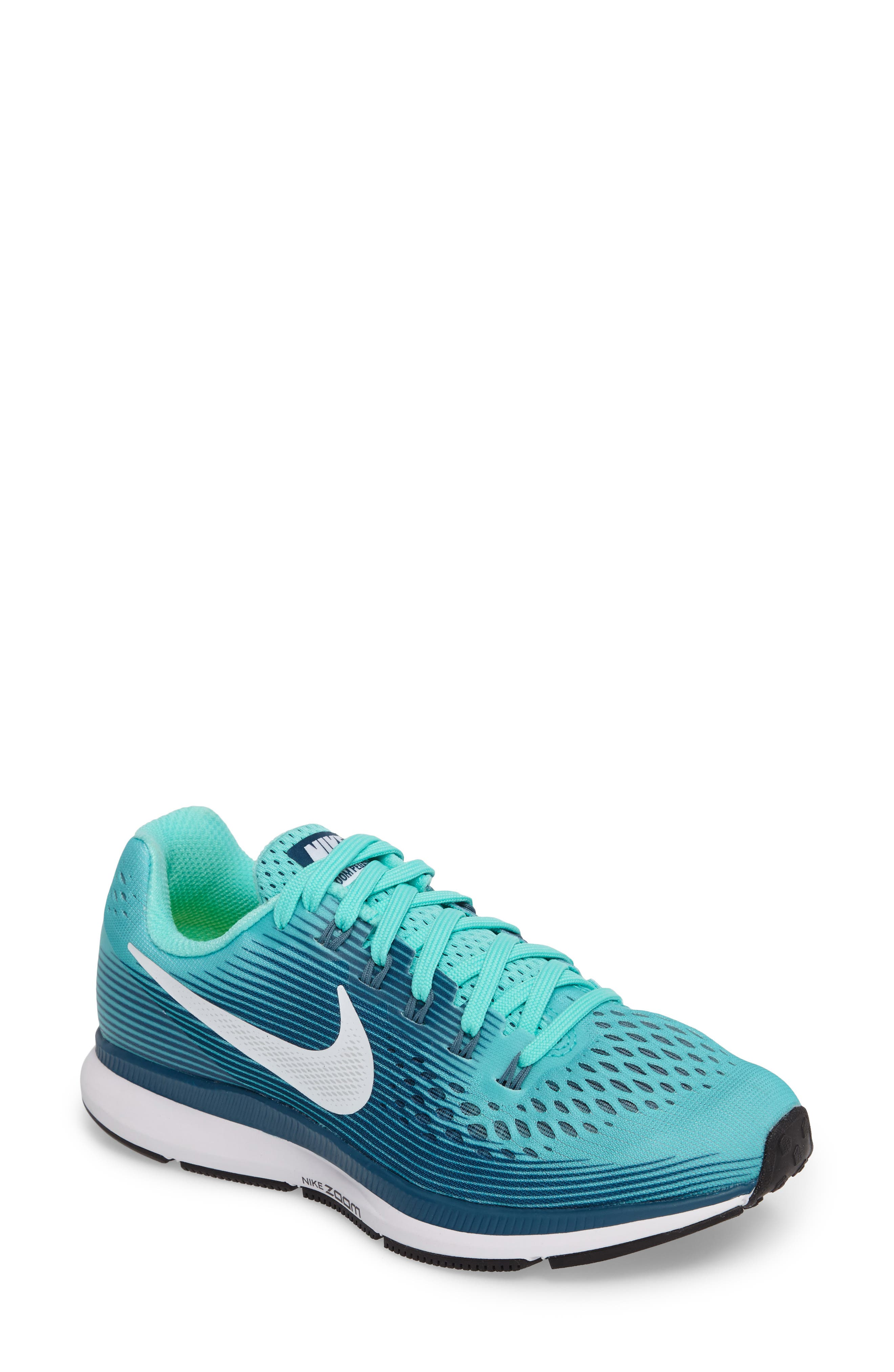 Alternate Image 1 Selected - Nike Air Zoom Pegasus 34 Running Shoe (Women)