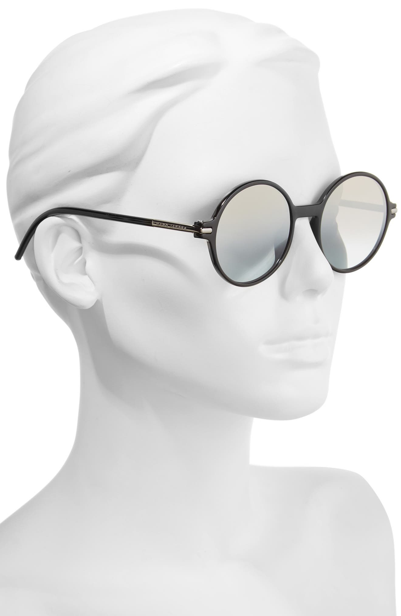 Alternate Image 2  - MARC JACOBS 52mm Round Sunglasses