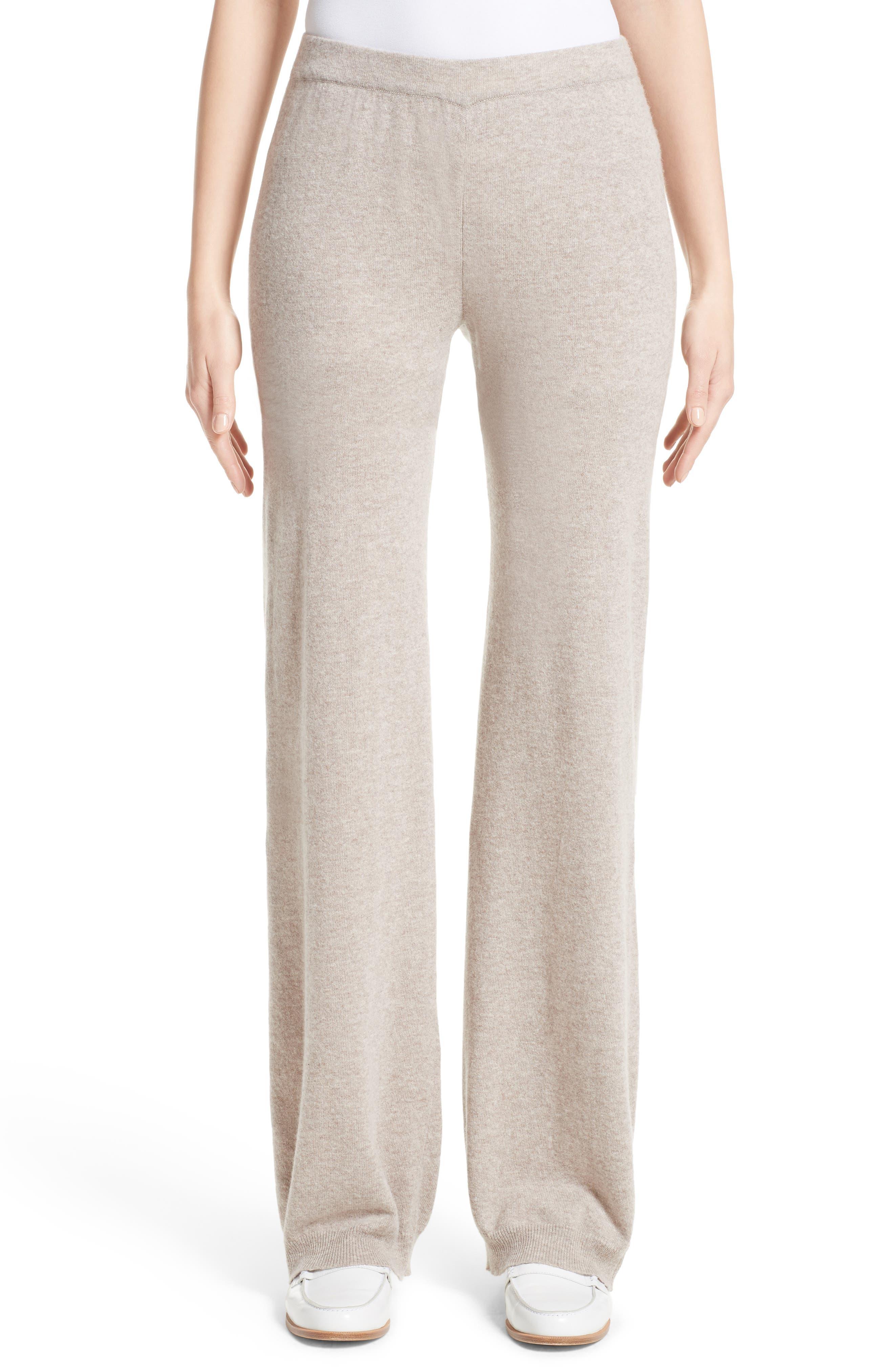 Main Image - Max Mara Novara Wool & Cashmere Knit Pants
