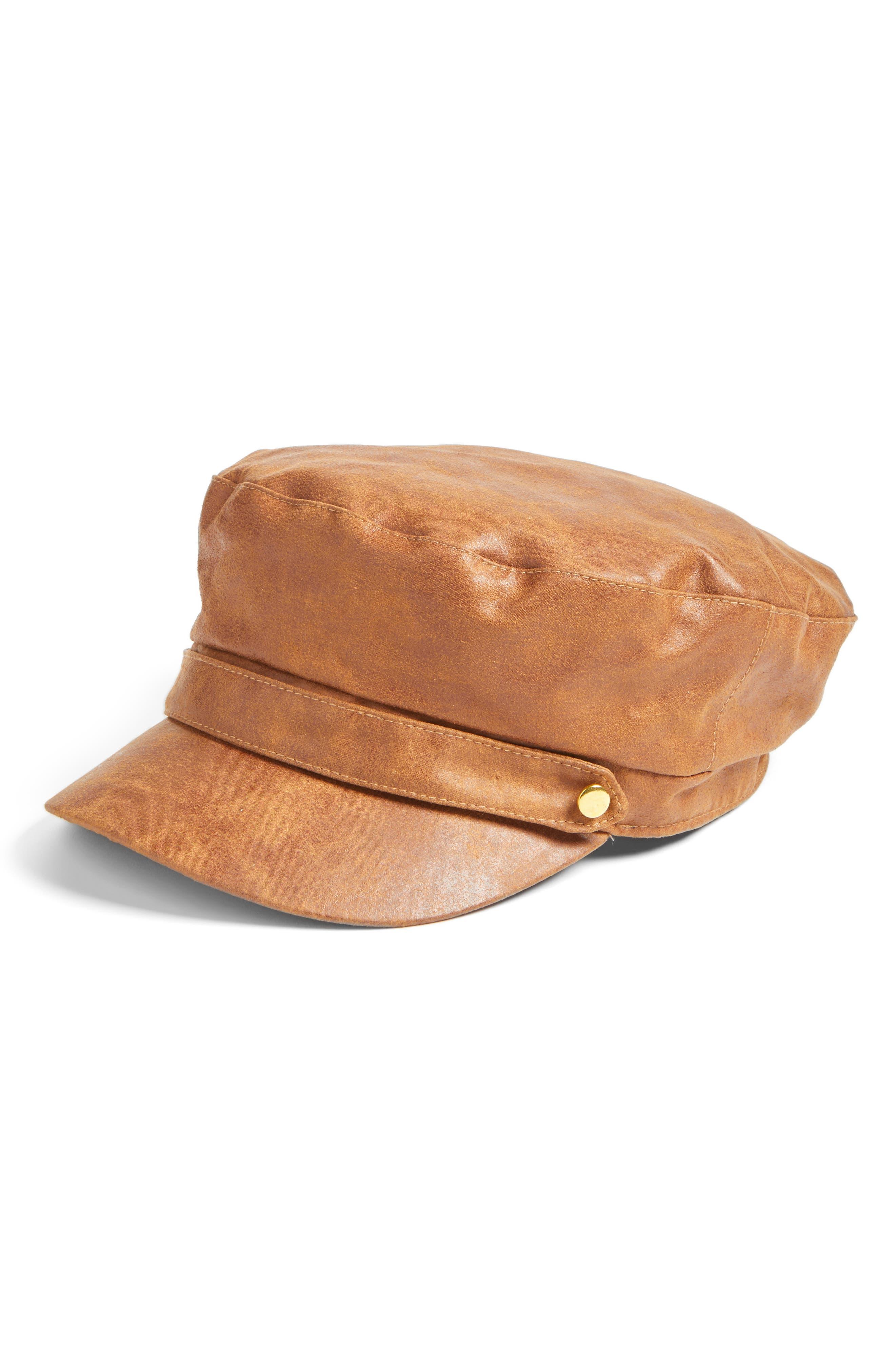 August Hat Lieutenant Cap
