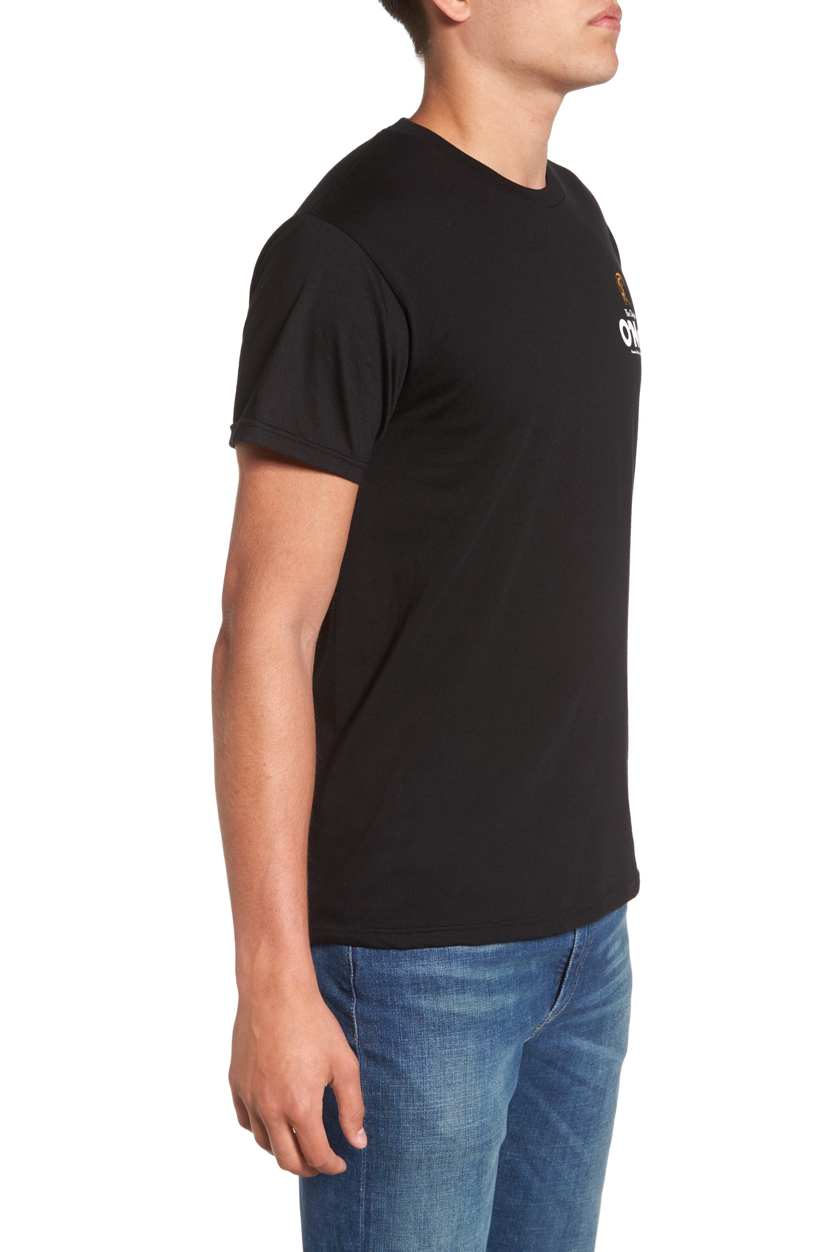 Alternate Image 3  - O'Neill Stickup Graphic T-Shirt