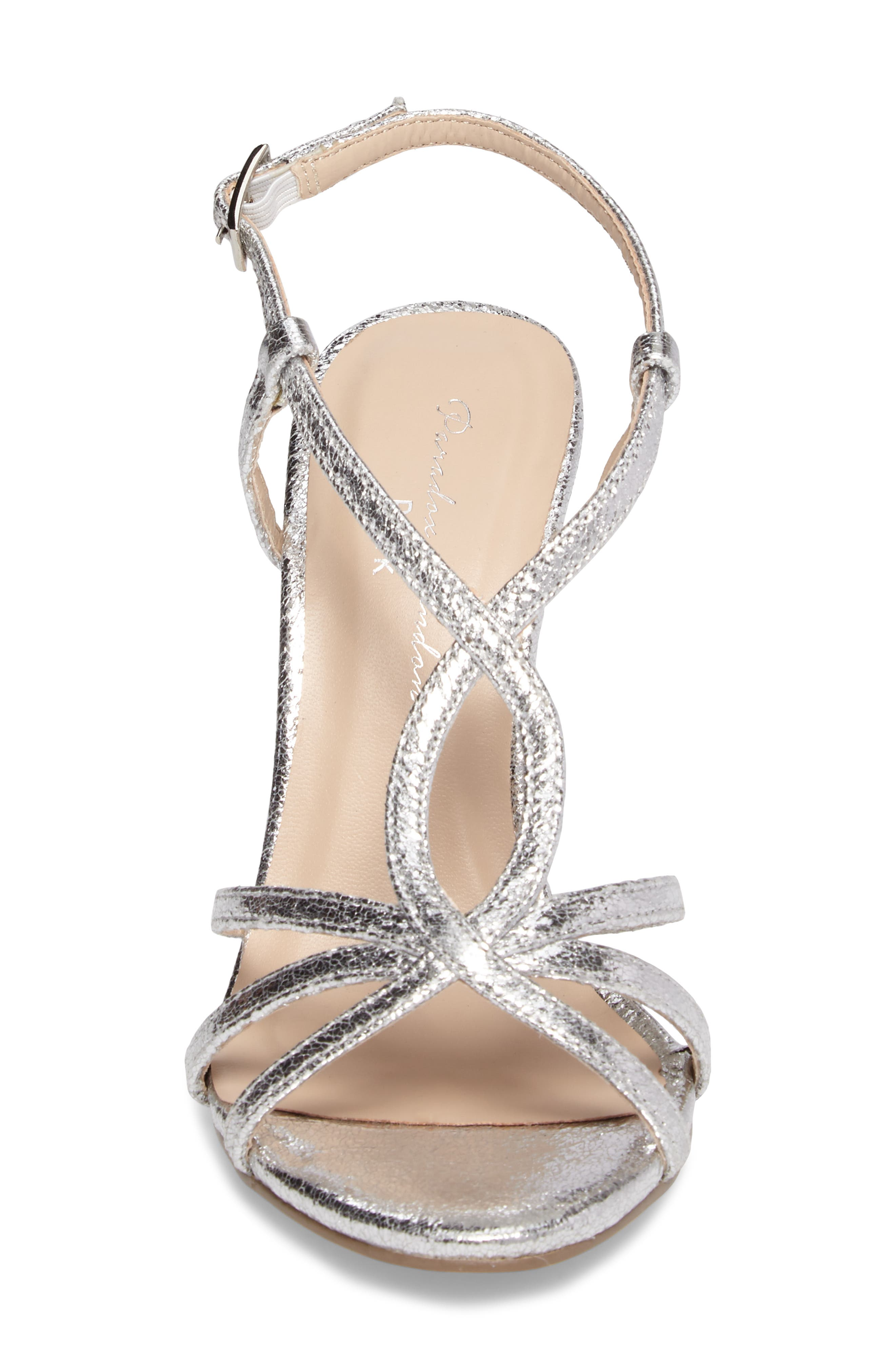 Magic Slingback Sandal,                             Alternate thumbnail 5, color,                             Silver