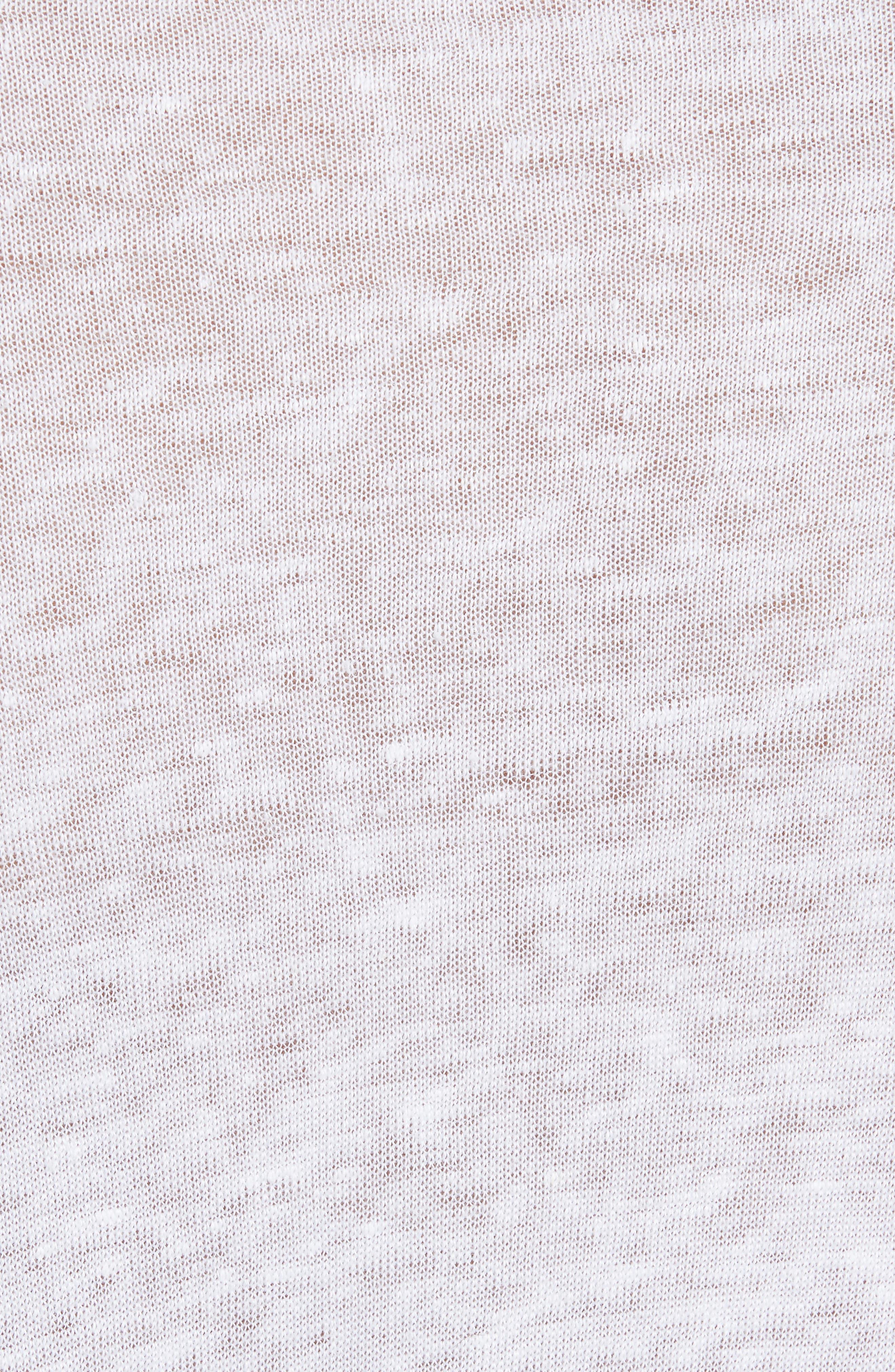 Alternate Image 5  - IRO Ermont Linen Tee