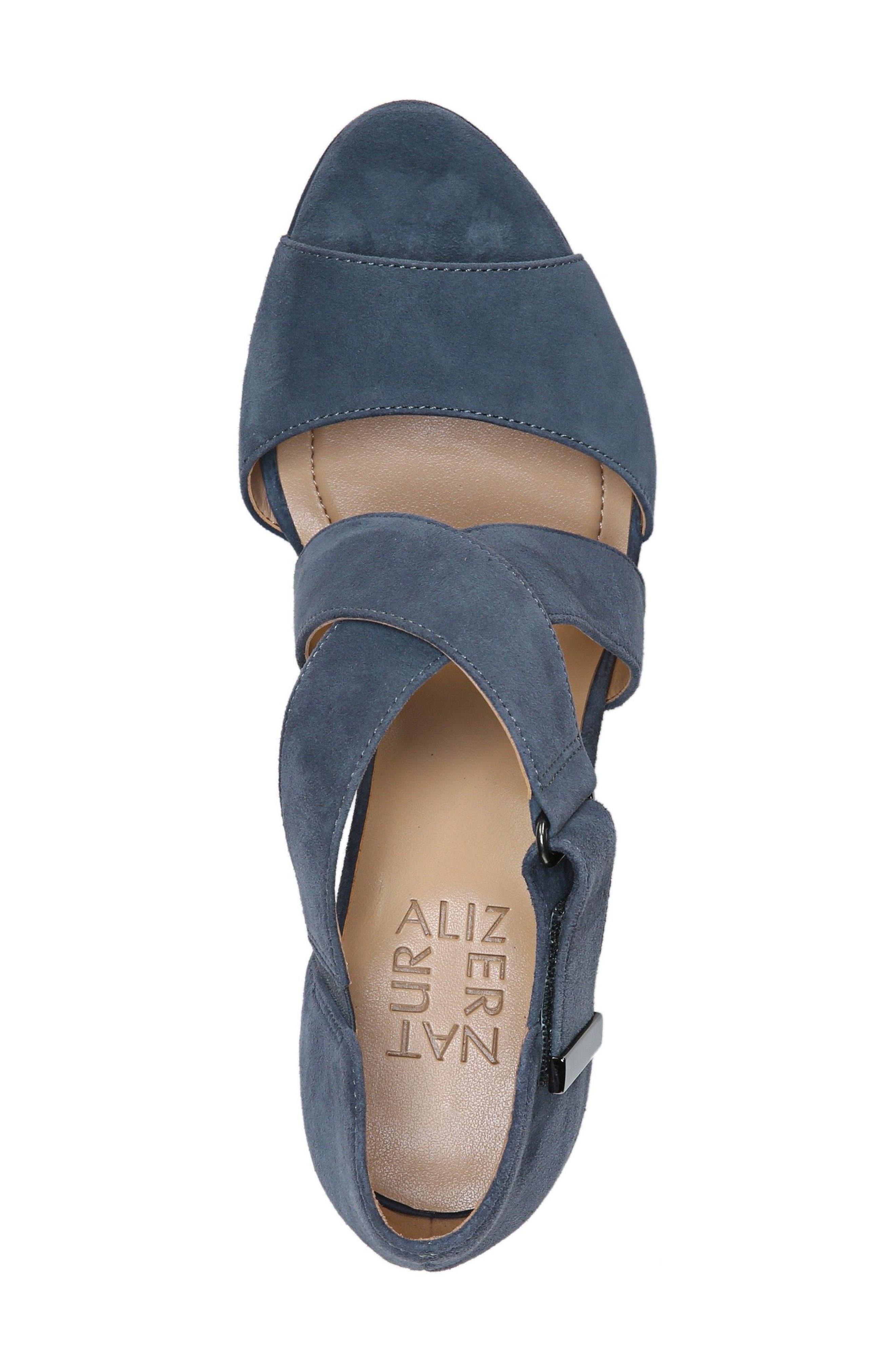 Alternate Image 5  - Naturalizer Harper Platform Sandal (Women)
