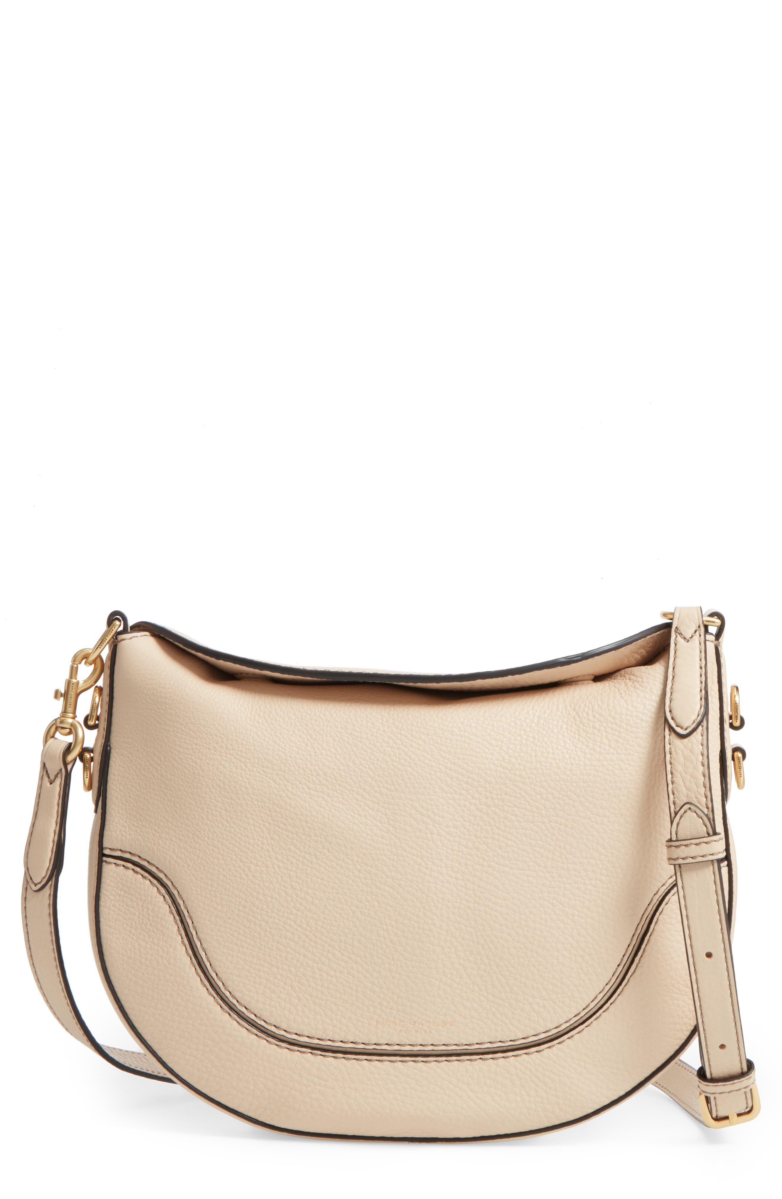 MARC JACOBS Small Leather Shoulder Bag