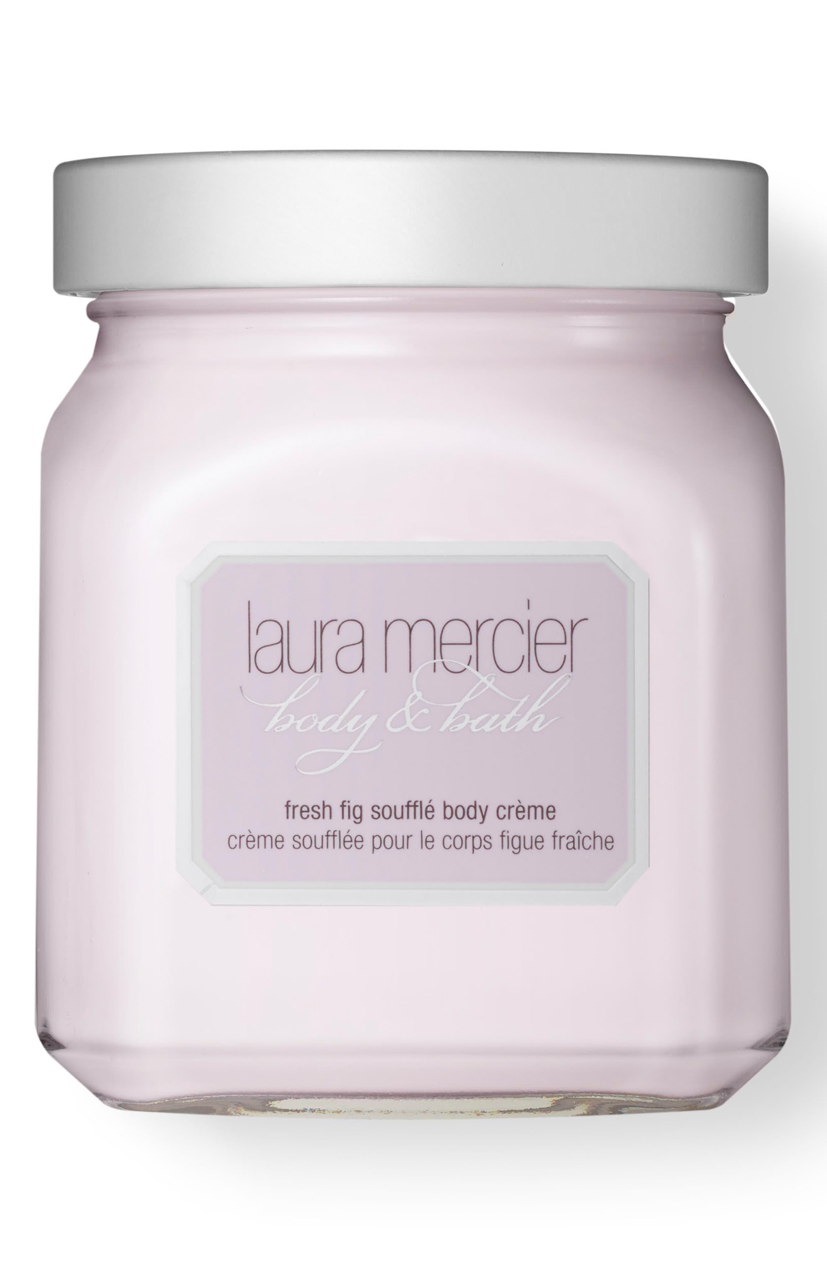 Main Image - Laura Mercier Fresh Fig Soufflé Body Crème
