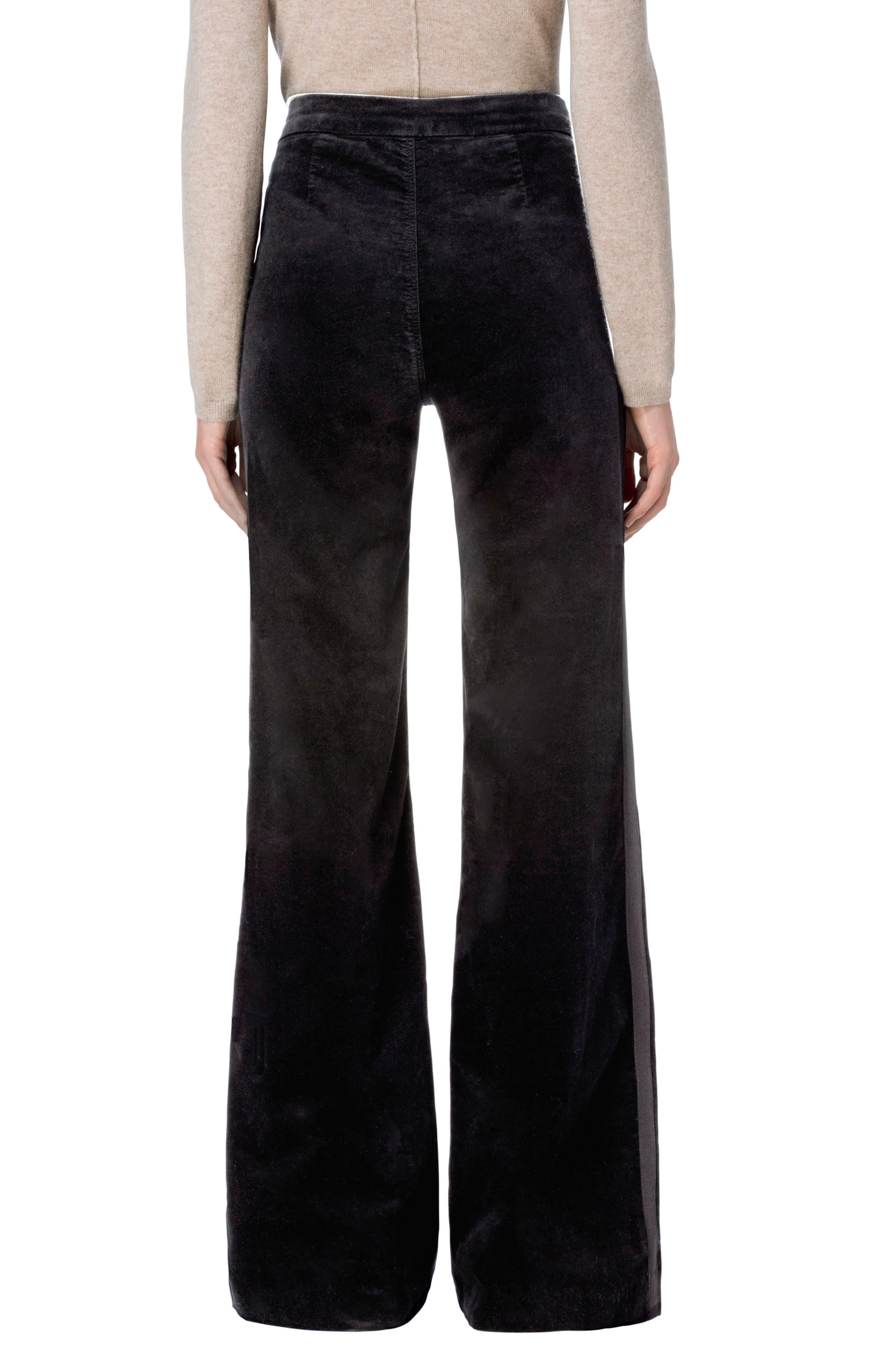 Alternate Image 2  - J Brand Isabella High Rise Flare Leg Pants