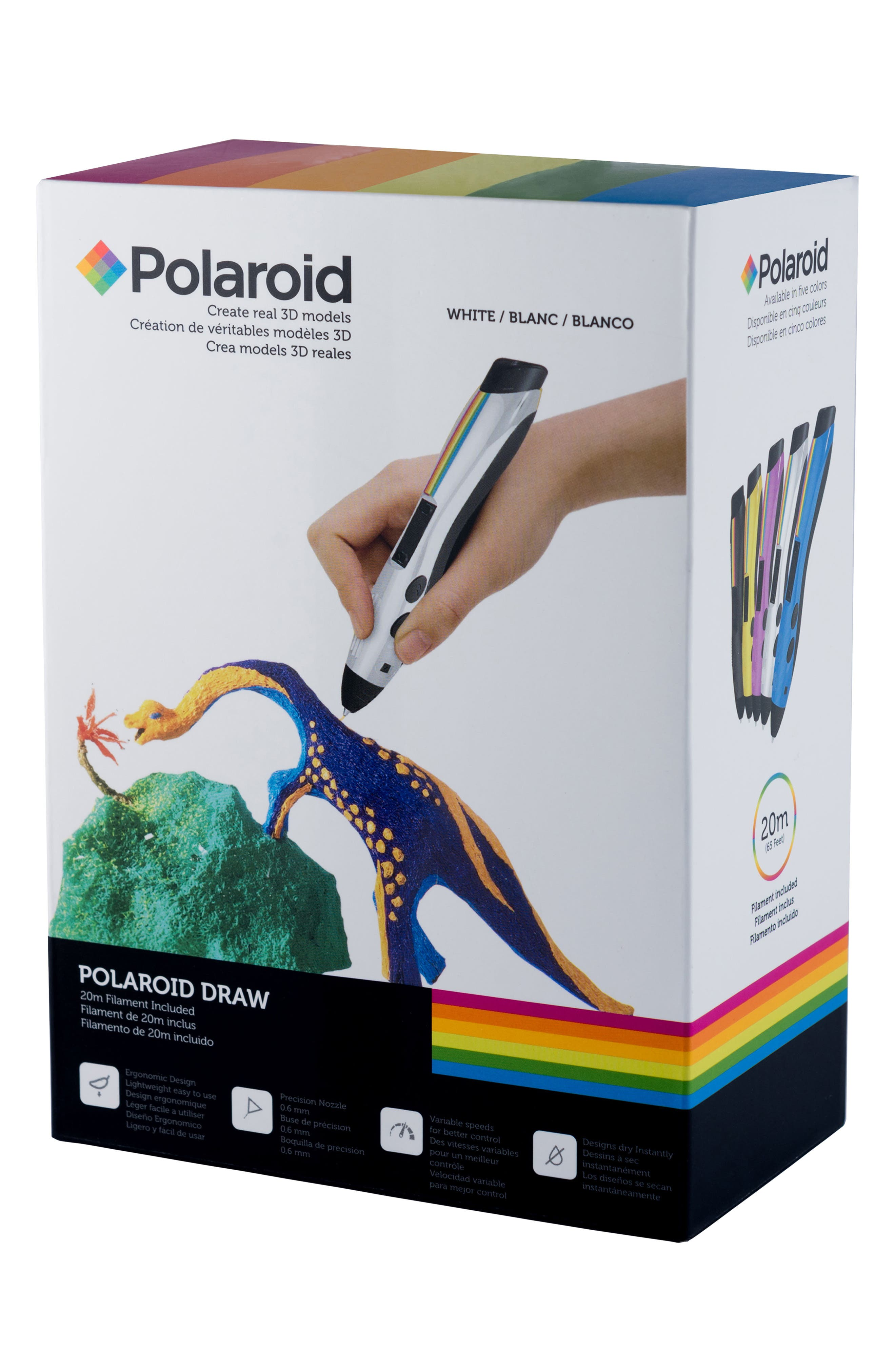 Alternate Image 2  - Polaroid 3D Draw Pen