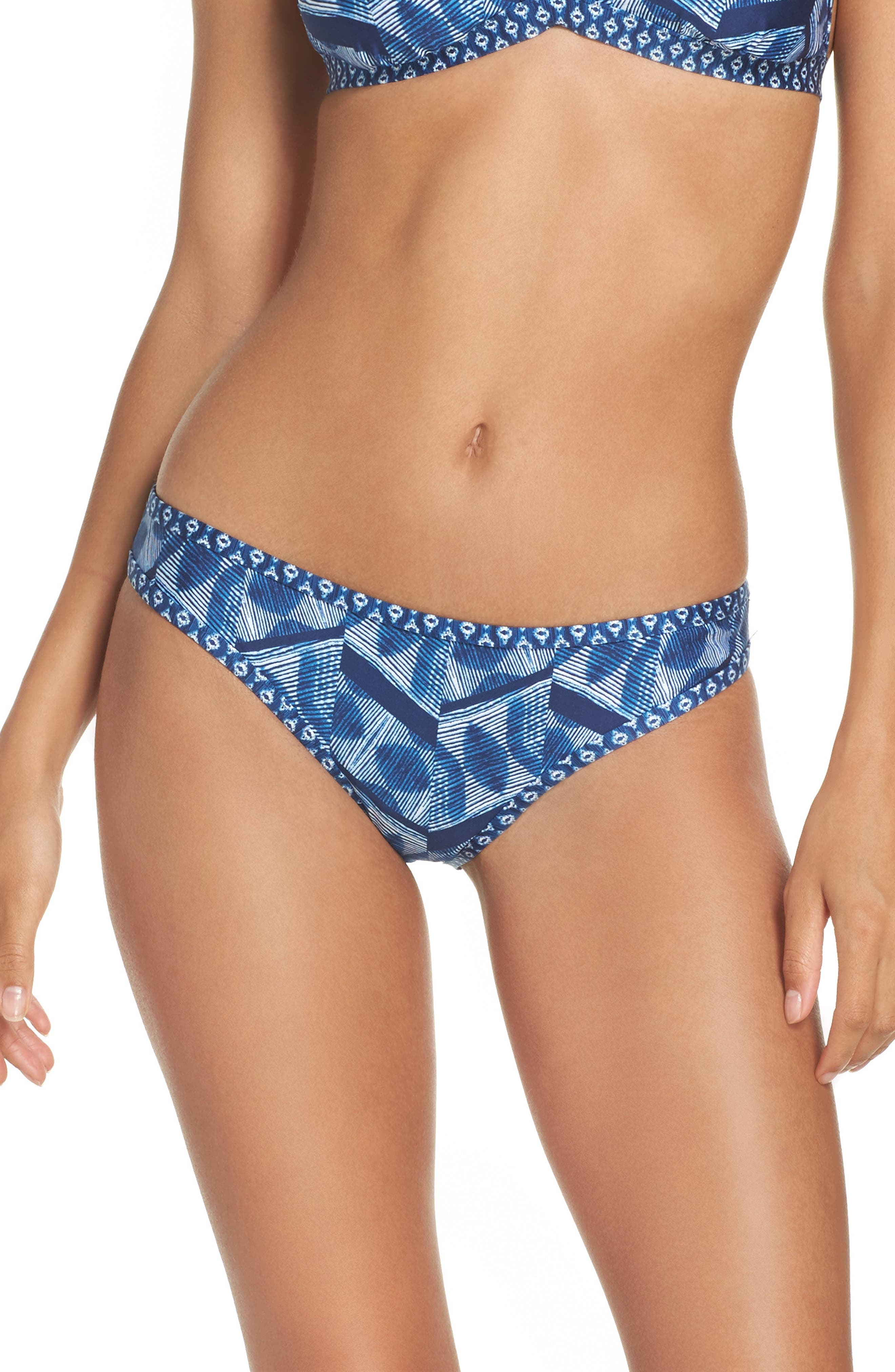 Lucky Brand Nomad Reversible Bikini Bottoms