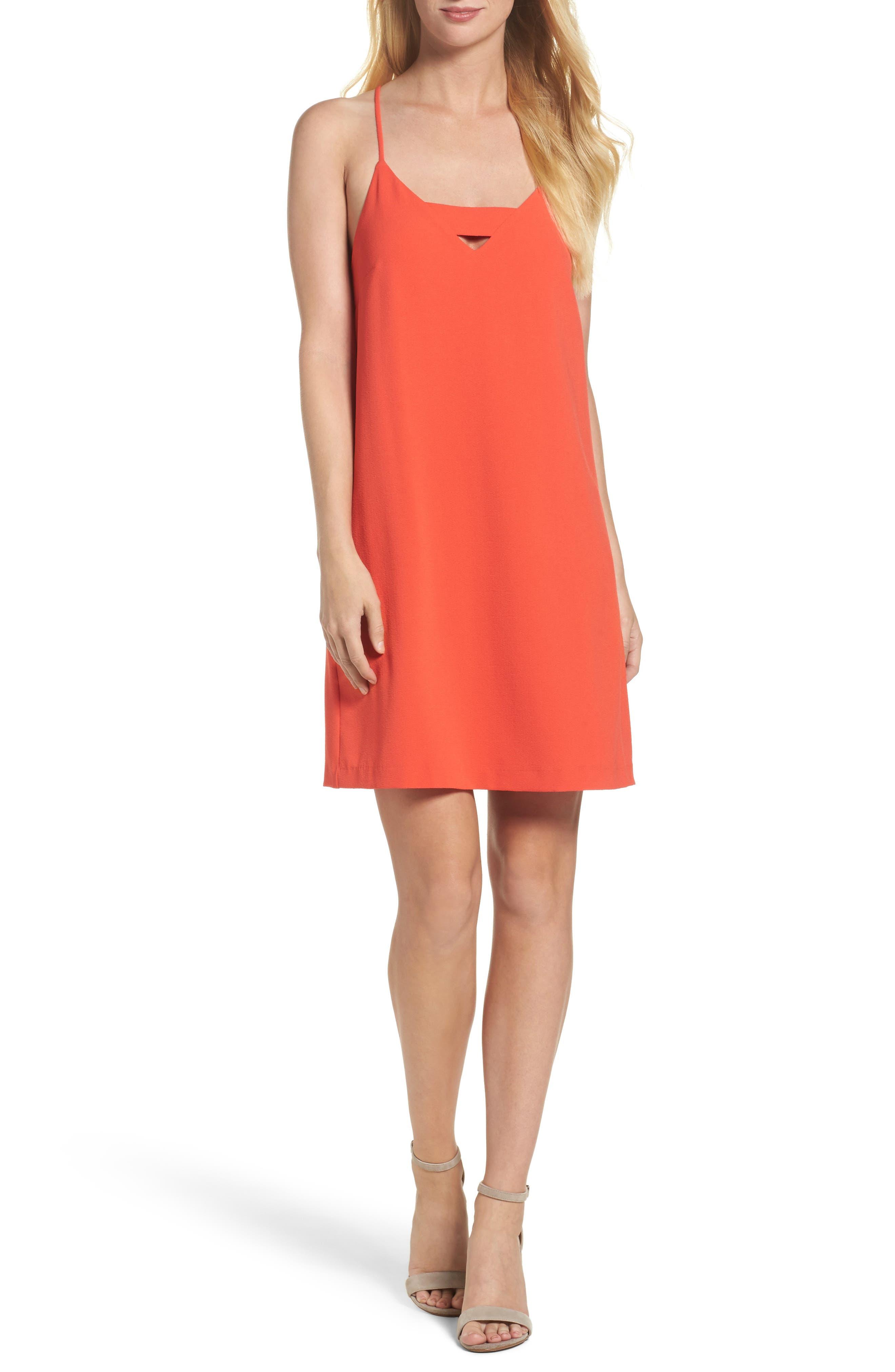 Felicity & Coco Amber Racerback Shift Dress (Nordstrom Exclusive)
