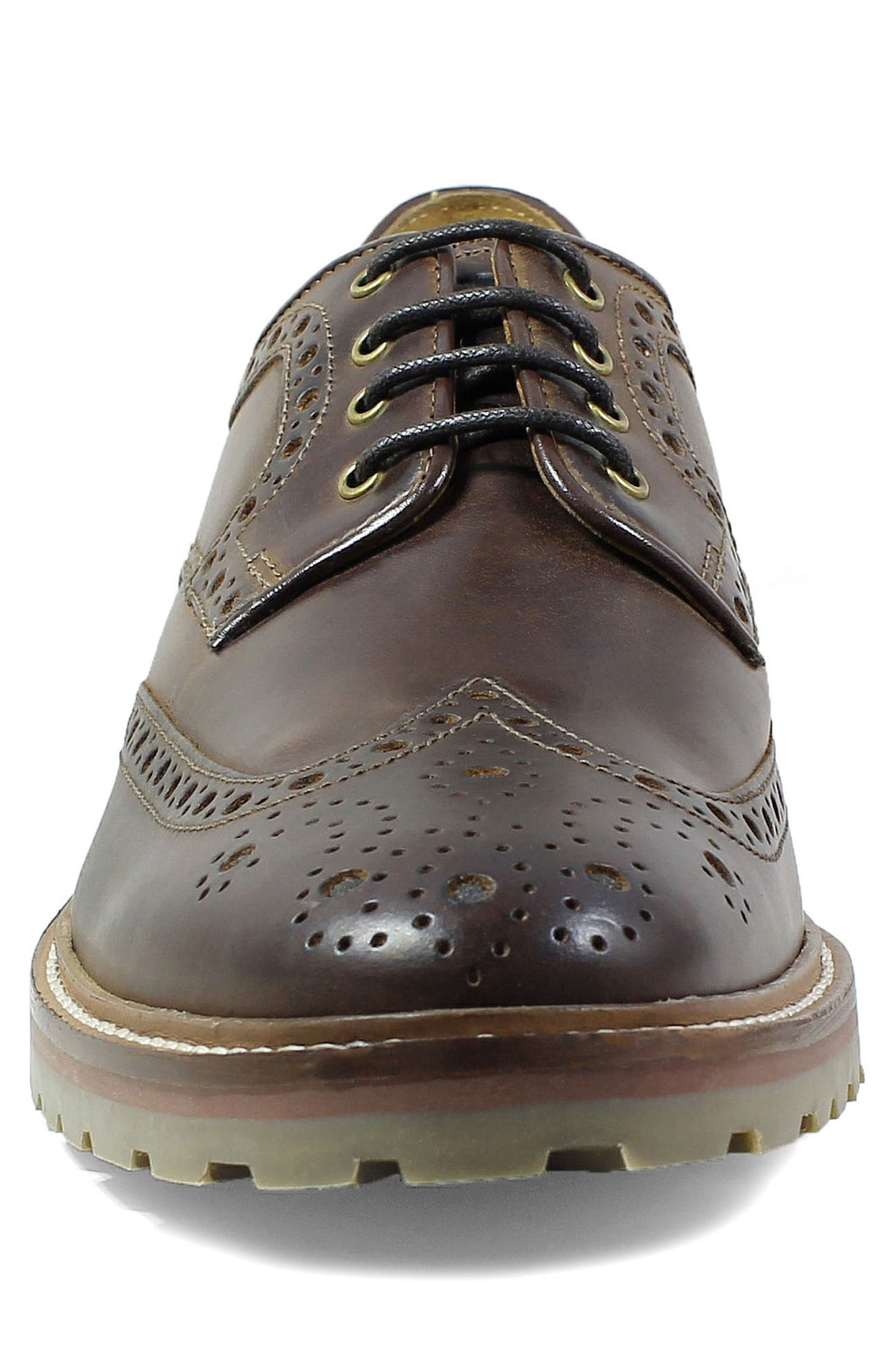 Alternate Image 4  - Florsheim Estabrook Wingtip (Men)