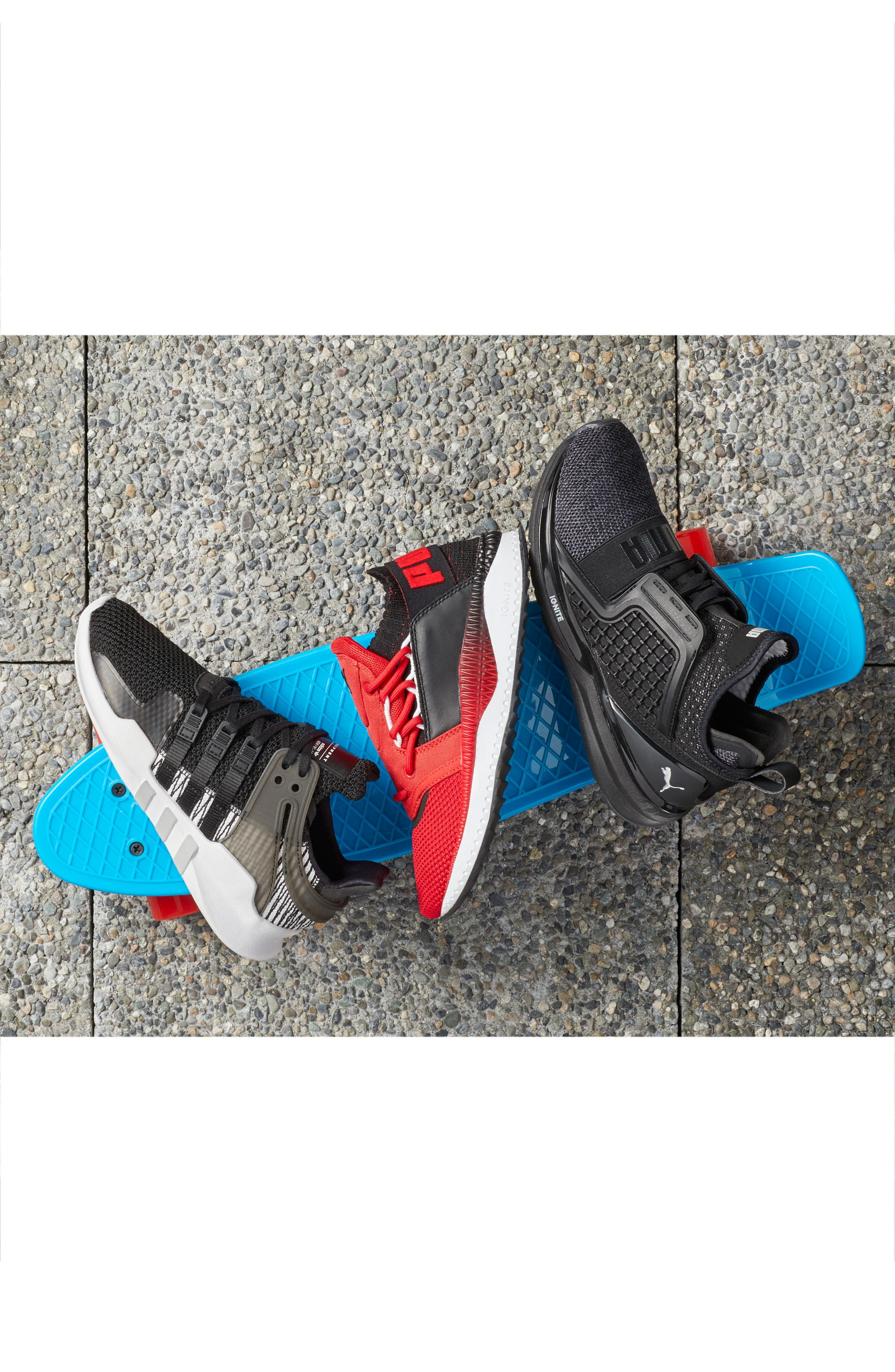 Ignite Limitless Sneaker,                             Alternate thumbnail 7, color,