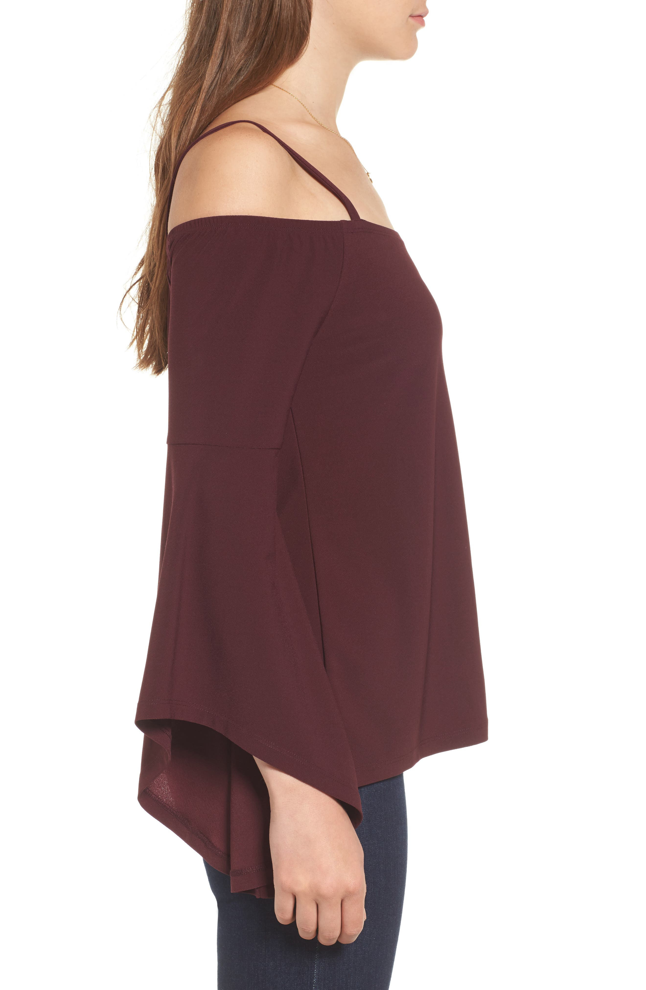 Alternate Image 3  - Leith Bell Sleeve Top
