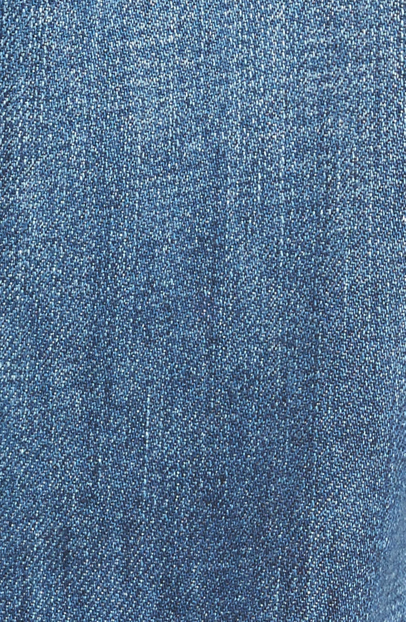 Alternate Image 5  - AG Graduate Slim Straight Fit Jeans (15 Years Forgery)