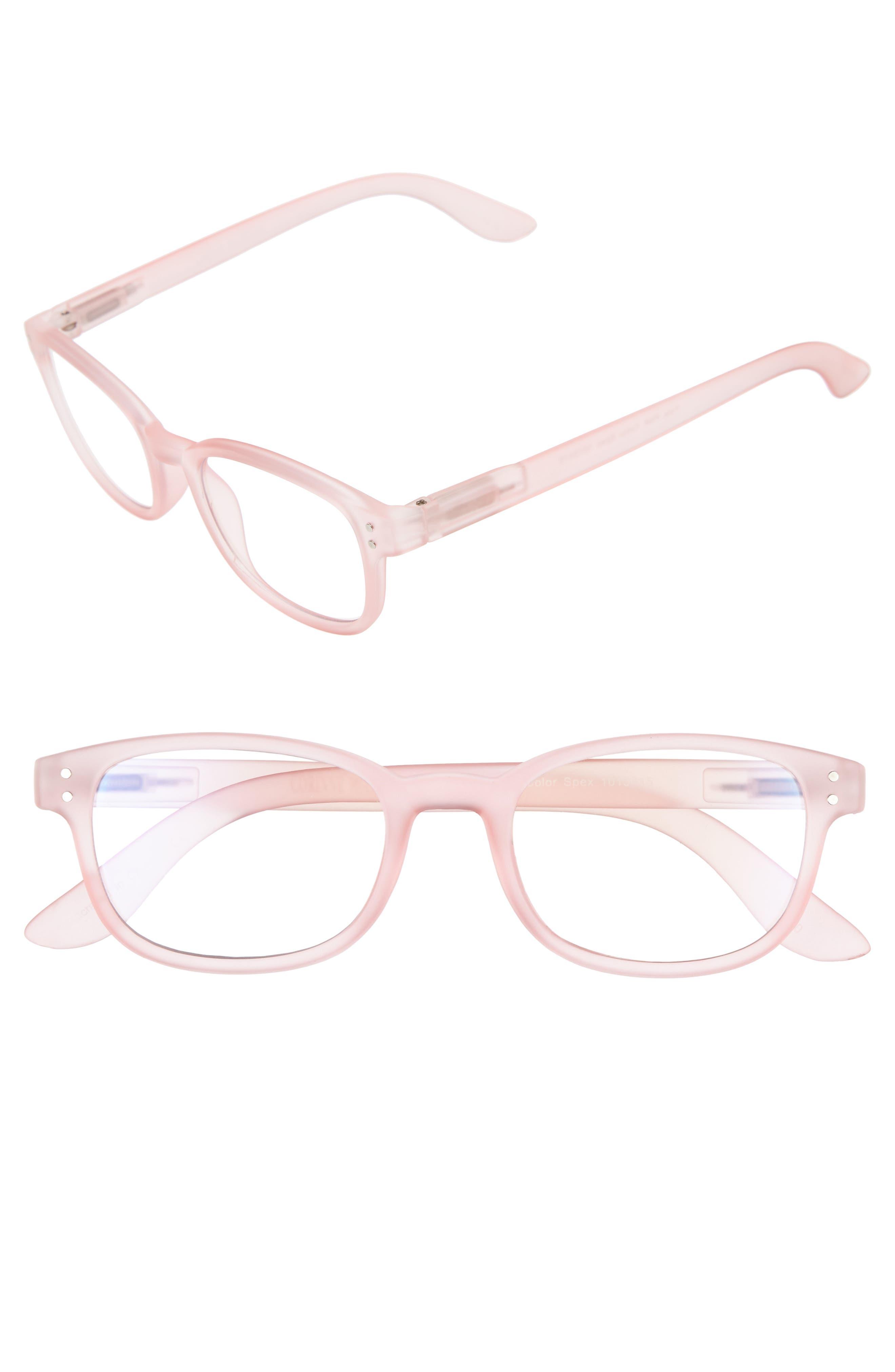 Corinne McCormack ColorSpex® 50mm Blue Light Blocking Reading Glasses